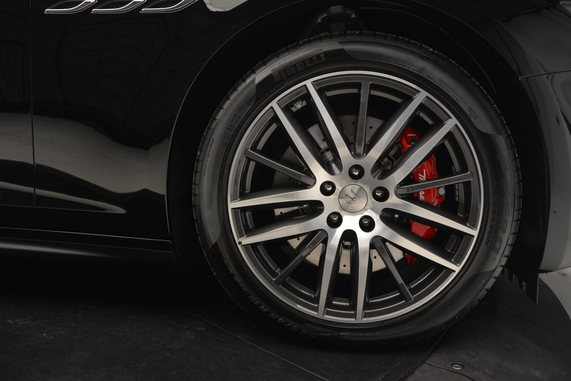 New 2017 Maserati Ghibli S Q4 For Sale In Westport, CT 928_p22