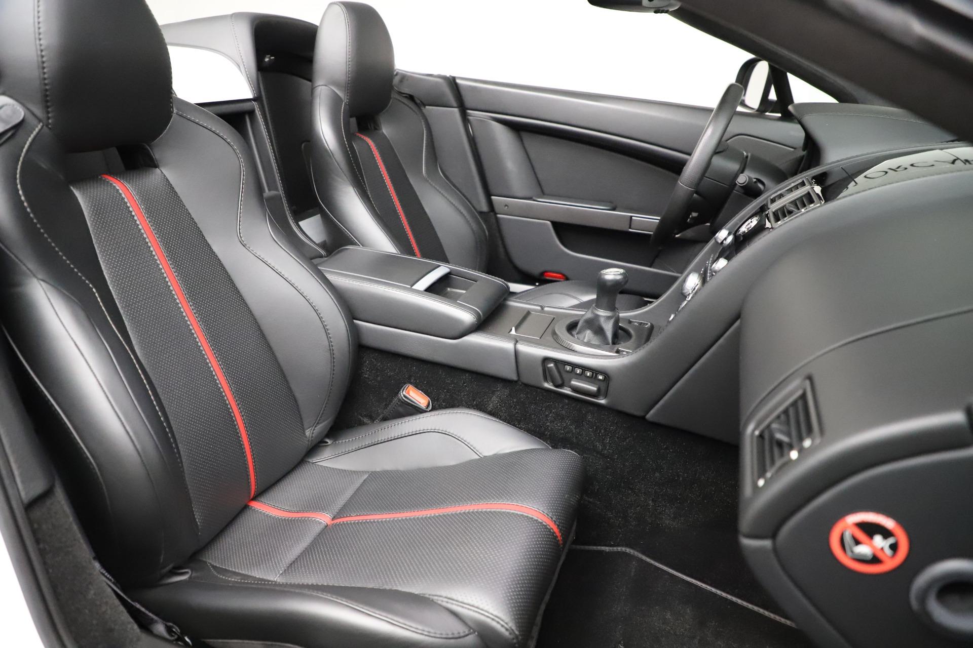 New 2015 Aston Martin Vantage GT GT Roadster For Sale In Westport, CT 93_p24