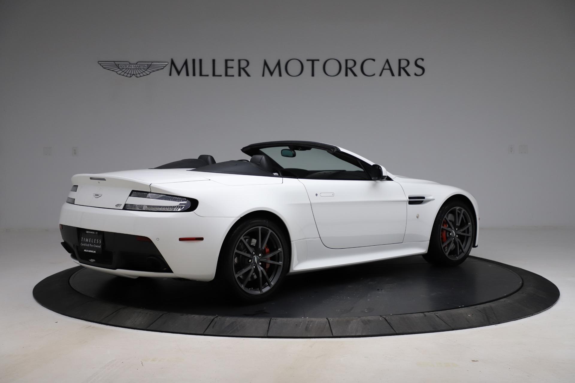 New 2015 Aston Martin Vantage GT GT Roadster For Sale In Westport, CT 93_p7