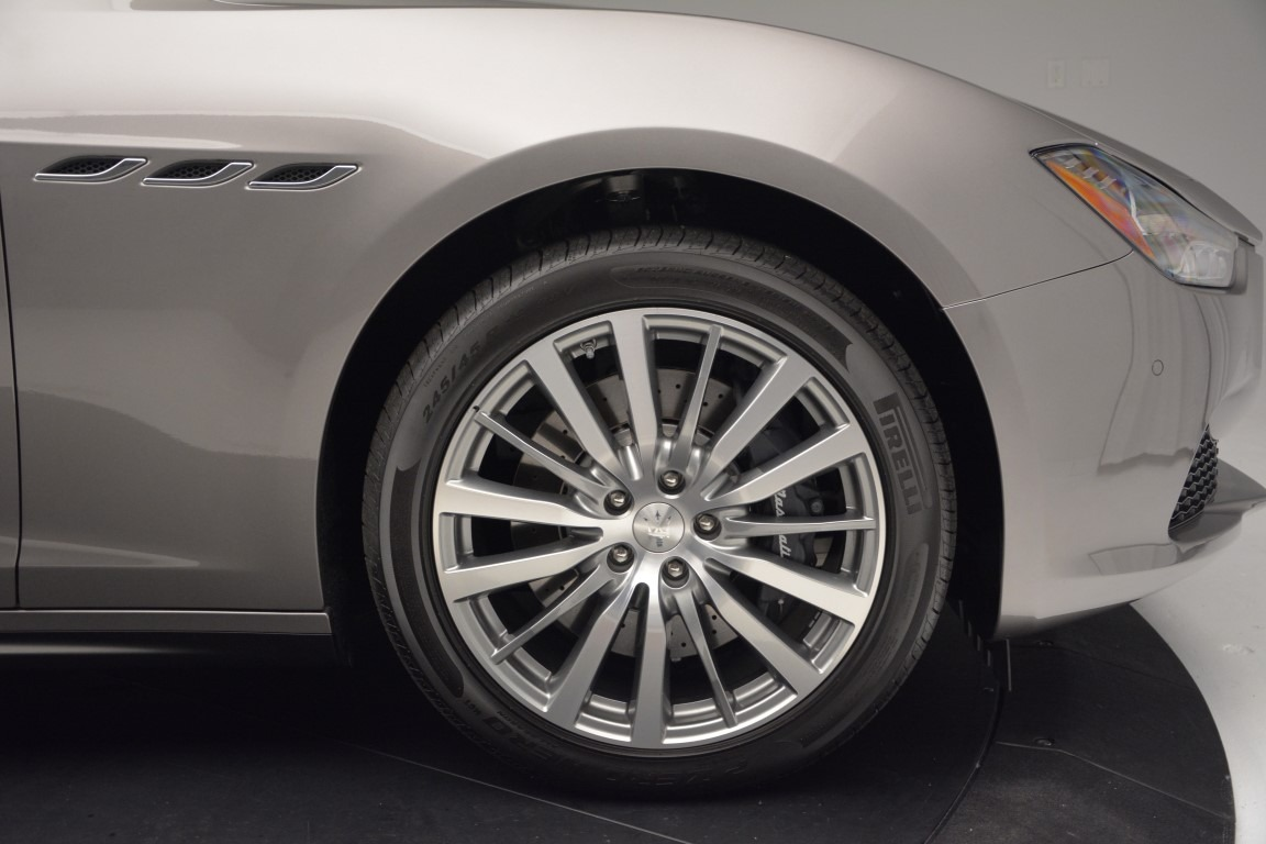 New 2017 Maserati Ghibli S Q4 For Sale In Westport, CT 930_p13