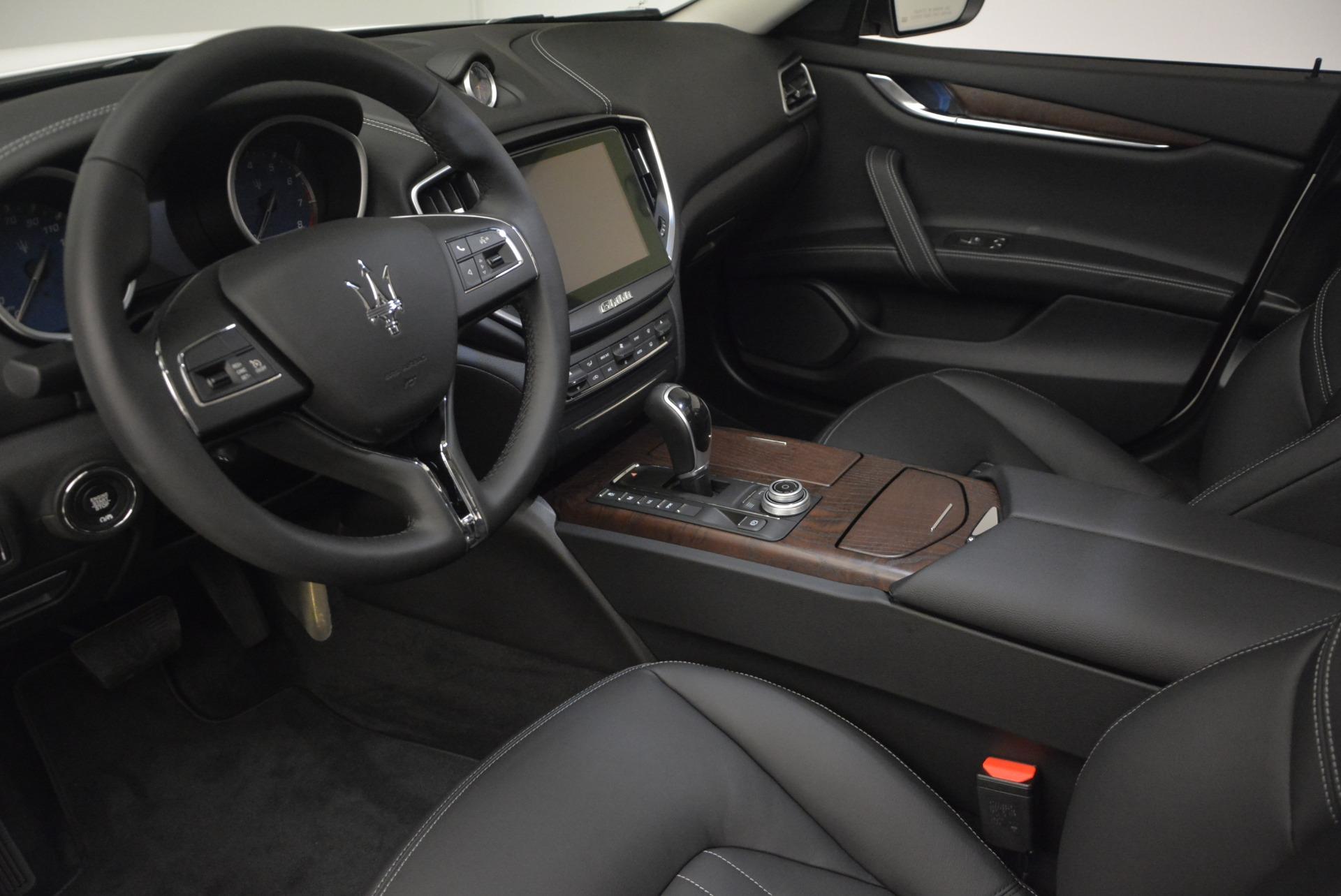 New 2017 Maserati Ghibli S Q4 For Sale In Westport, CT 933_p13