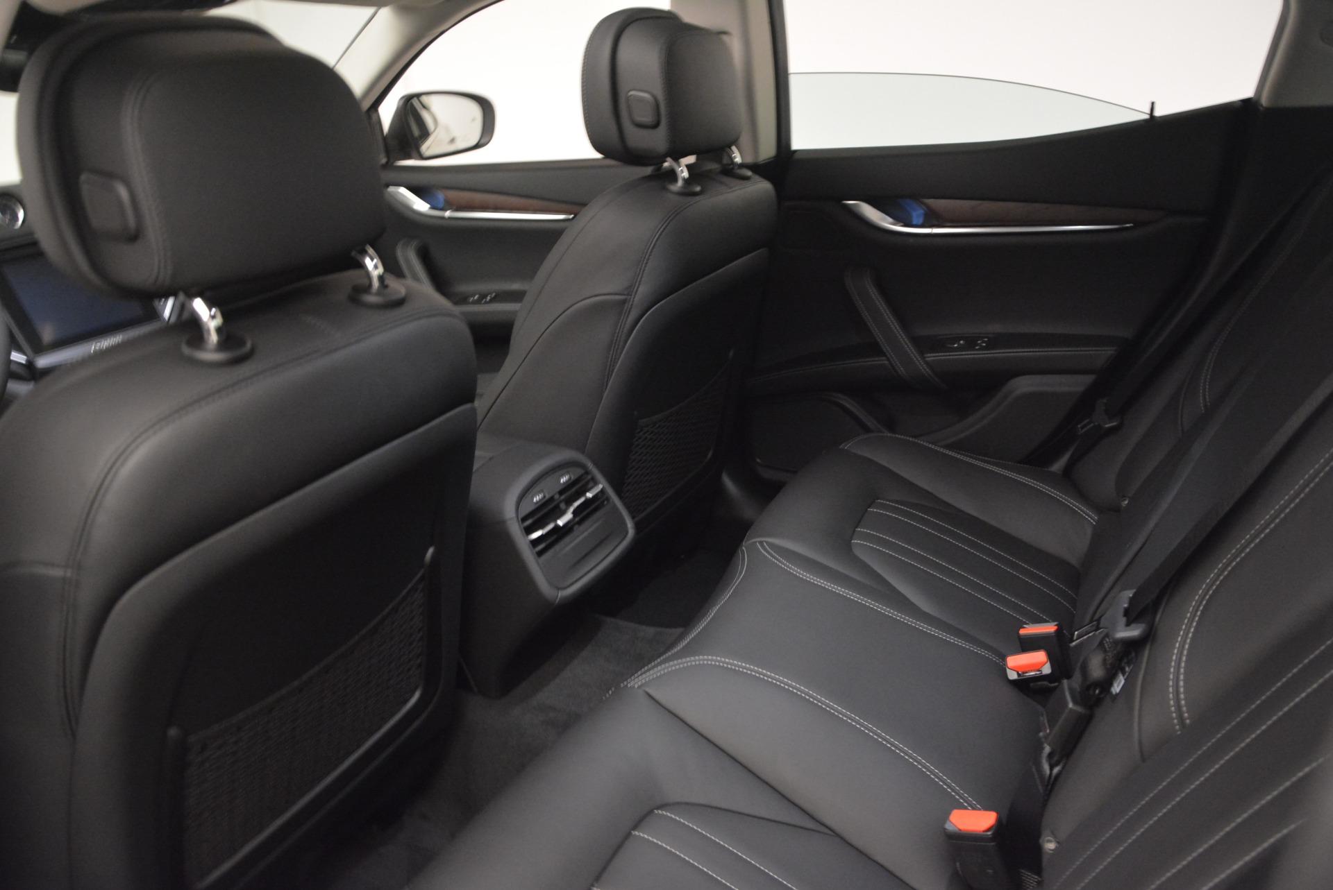 New 2017 Maserati Ghibli S Q4 For Sale In Westport, CT 933_p17
