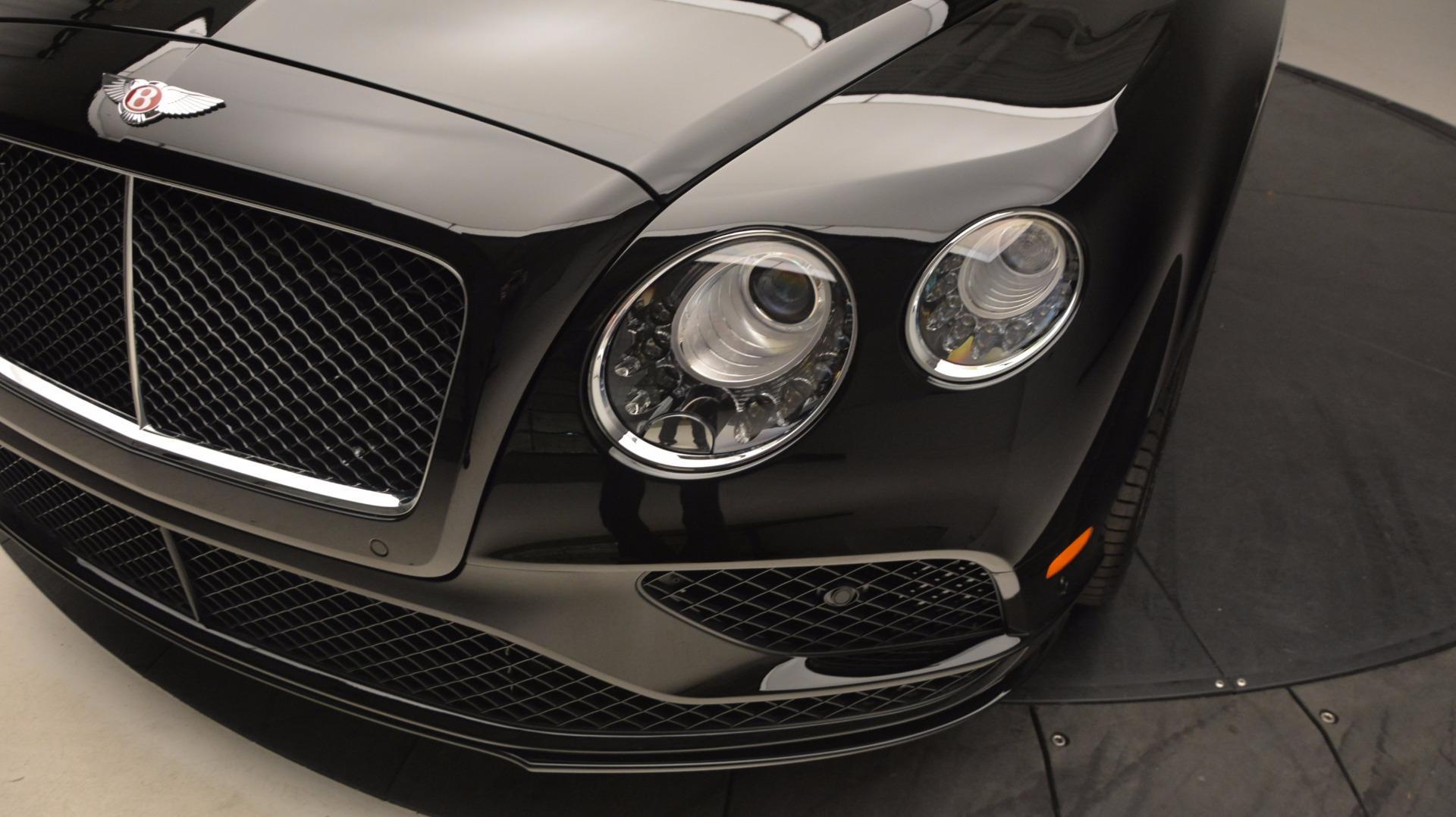 New 2017 Bentley Continental GT V8 S For Sale In Westport, CT 936_p14