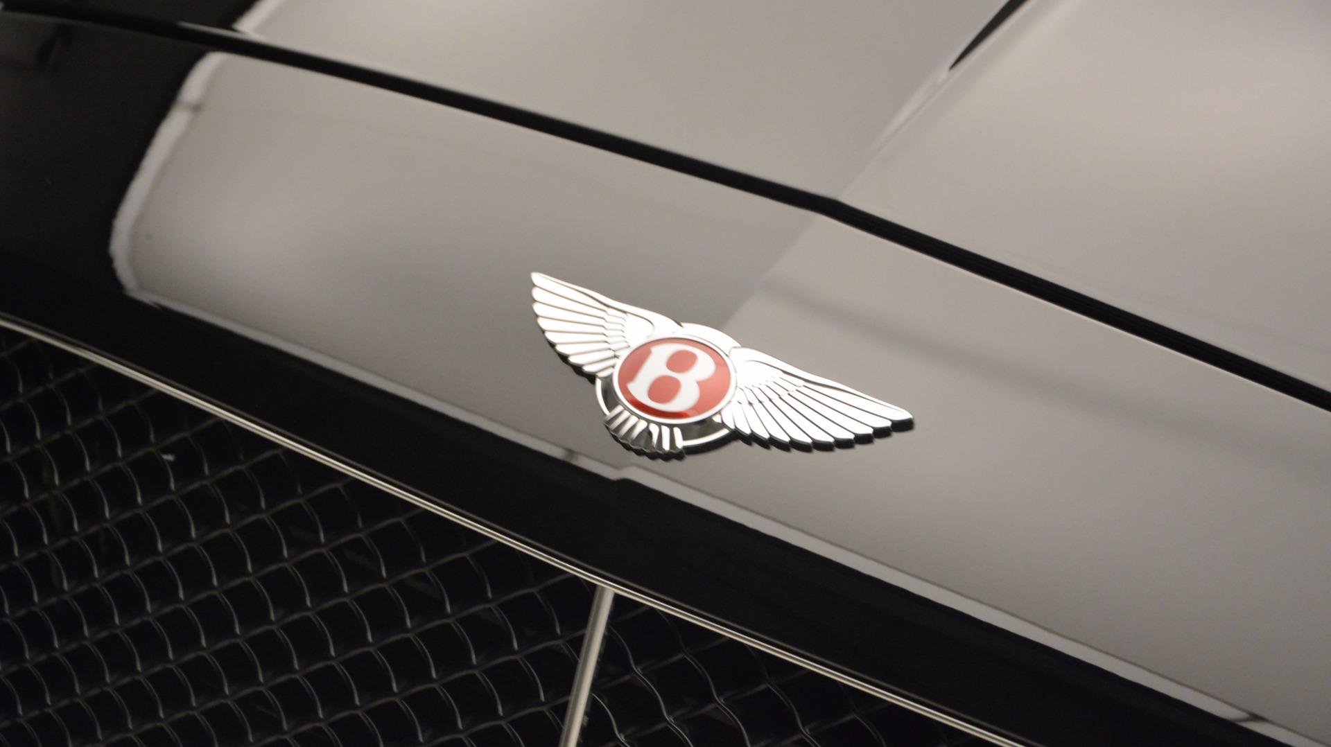 New 2017 Bentley Continental GT V8 S For Sale In Westport, CT 936_p17