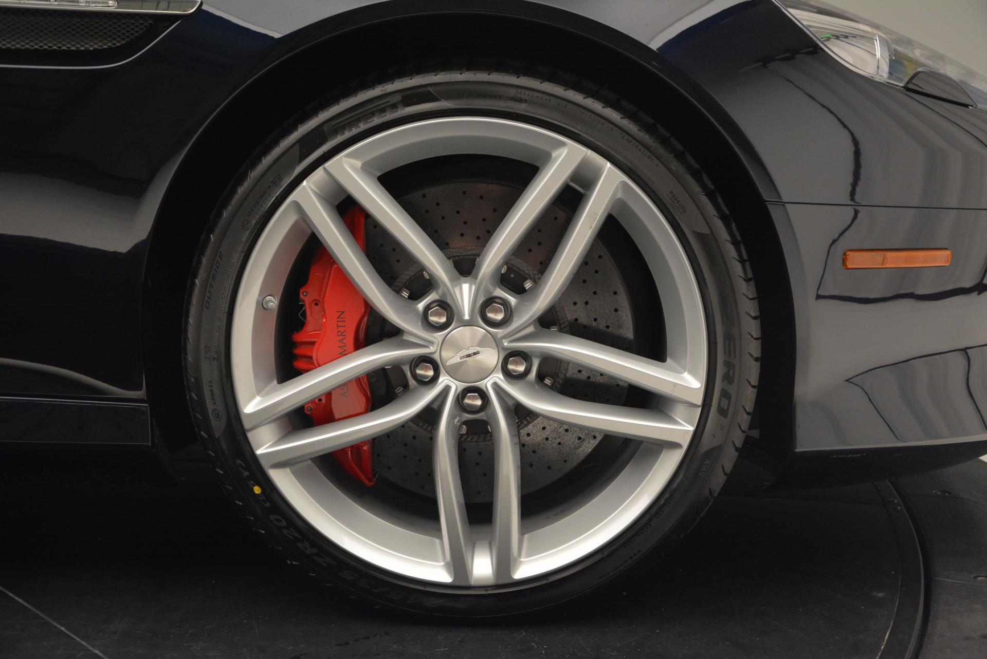 New 2016 Aston Martin DB9 GT Volante For Sale In Westport, CT 94_p25