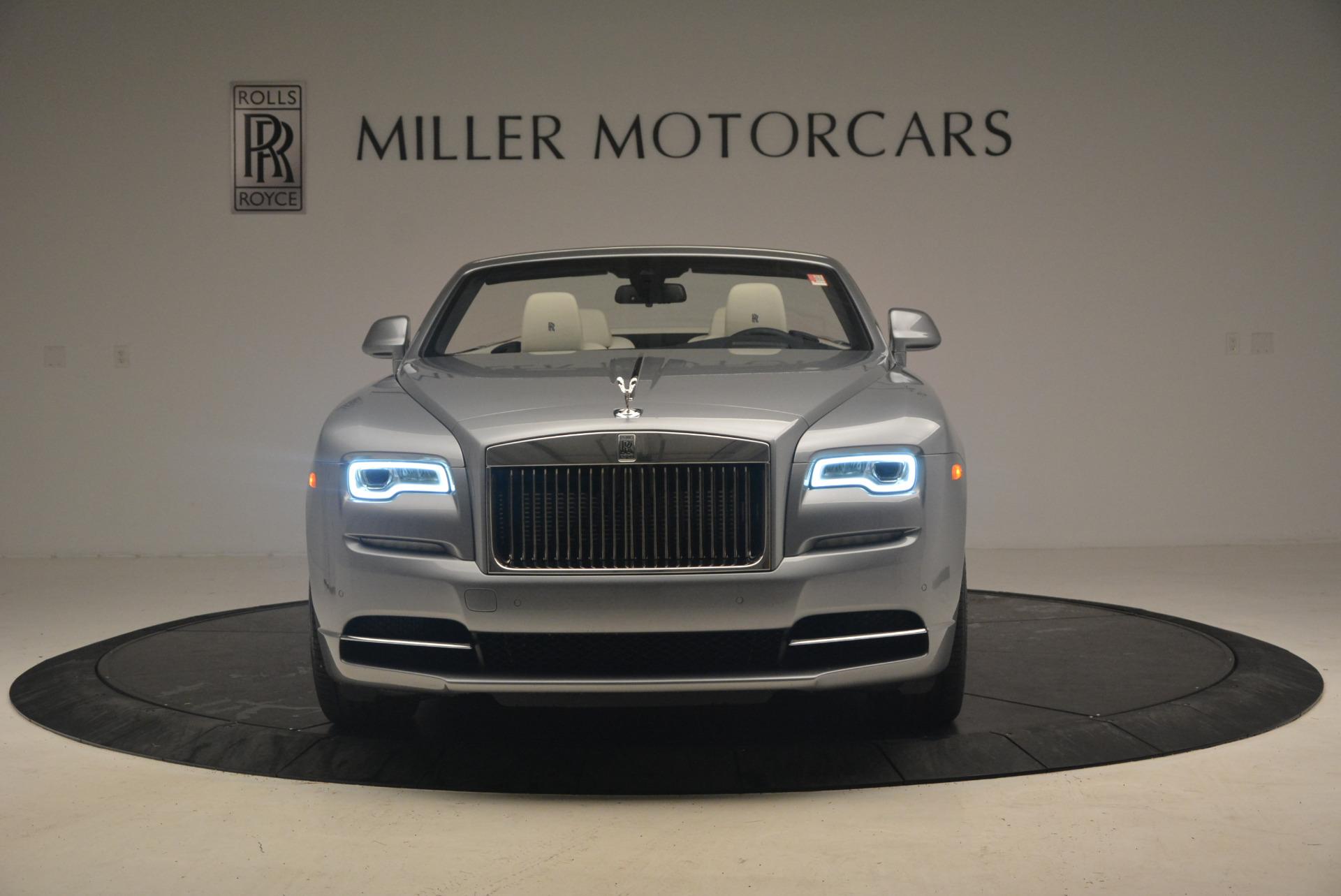 Used 2017 Rolls-Royce Dawn  For Sale In Westport, CT 940_p12