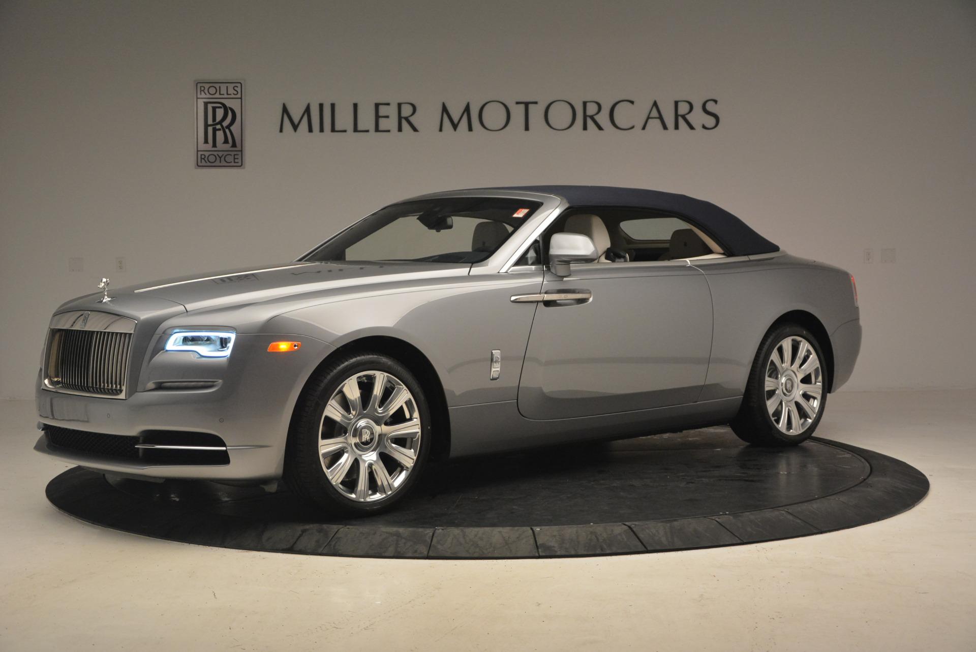 Used 2017 Rolls-Royce Dawn  For Sale In Westport, CT 940_p14
