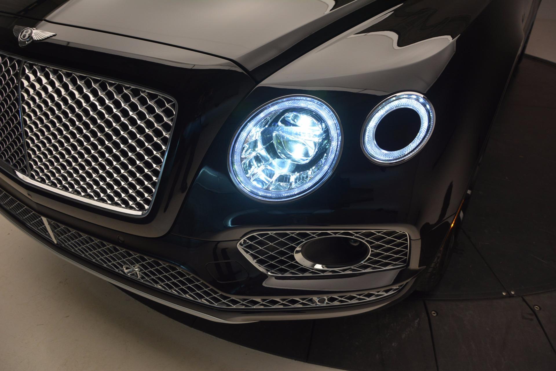 New 2017 Bentley Bentayga  For Sale In Westport, CT 941_p17