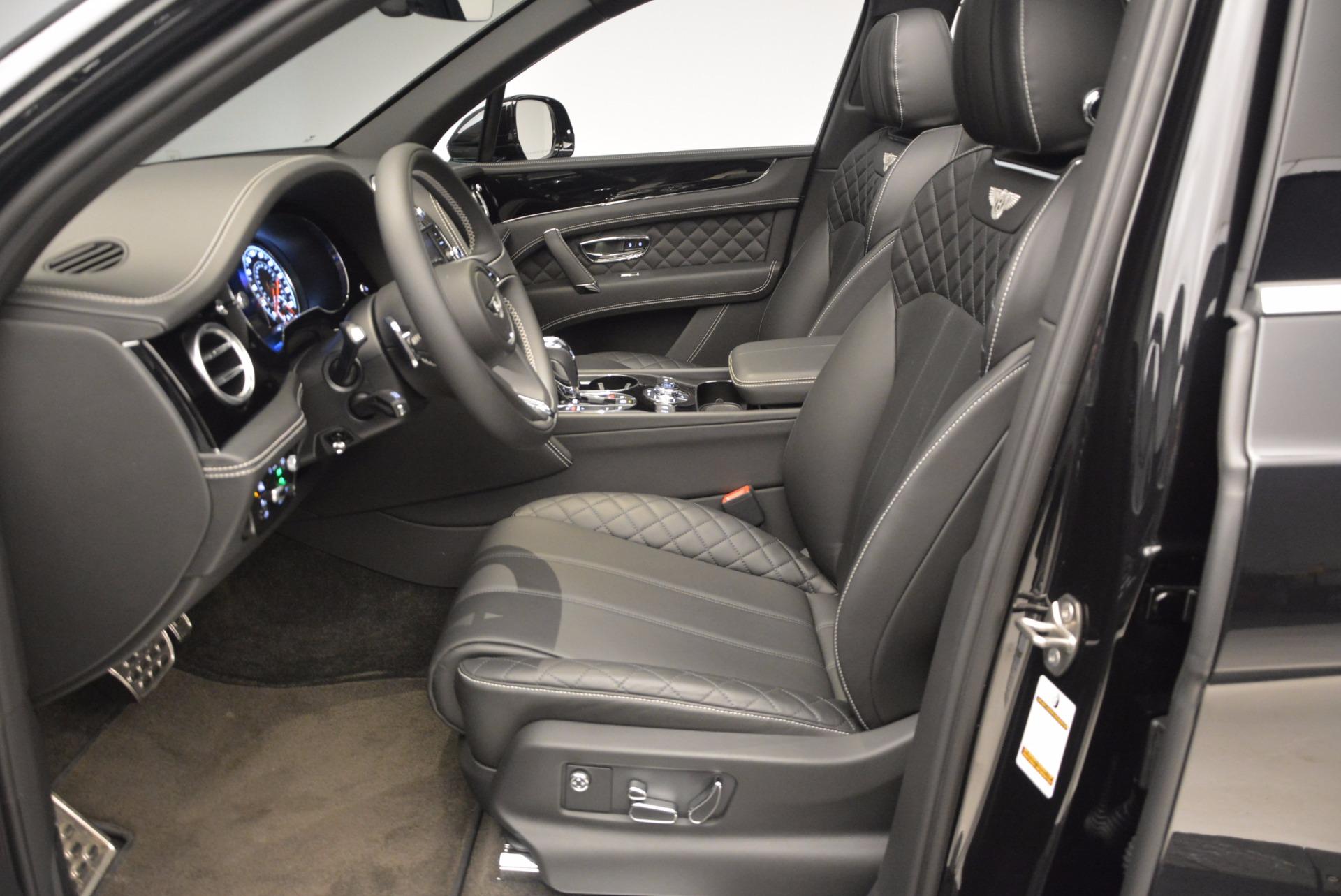 New 2017 Bentley Bentayga  For Sale In Westport, CT 941_p22