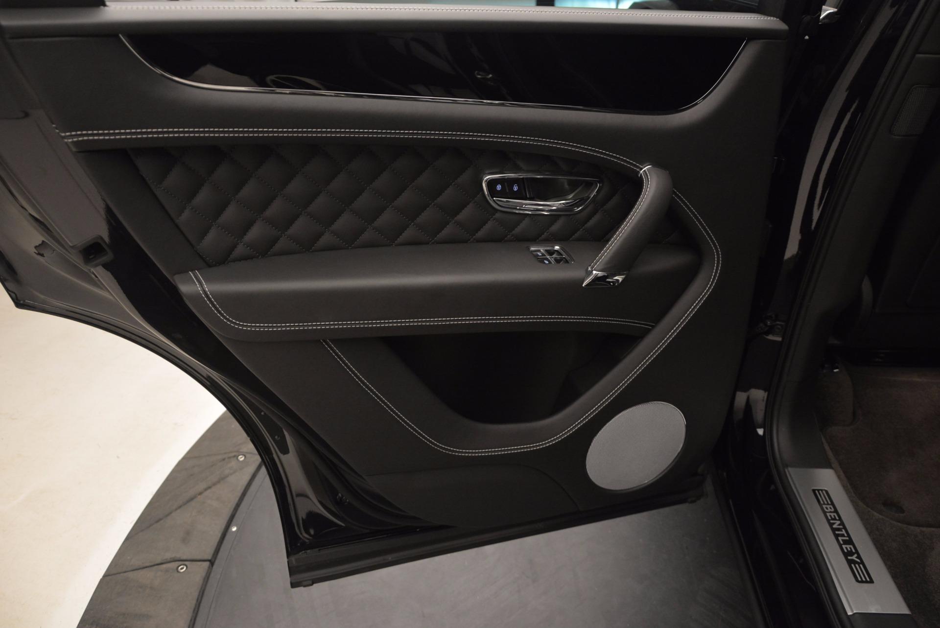 New 2017 Bentley Bentayga  For Sale In Westport, CT 941_p28