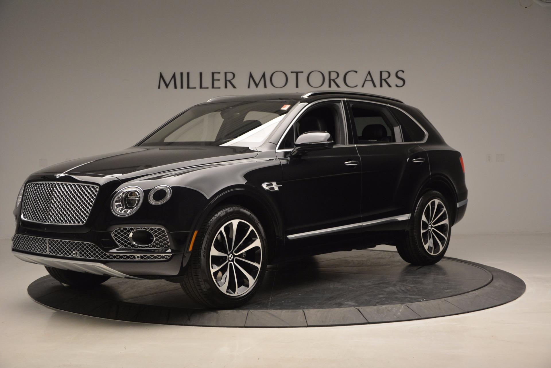 New 2017 Bentley Bentayga  For Sale In Westport, CT 941_p2