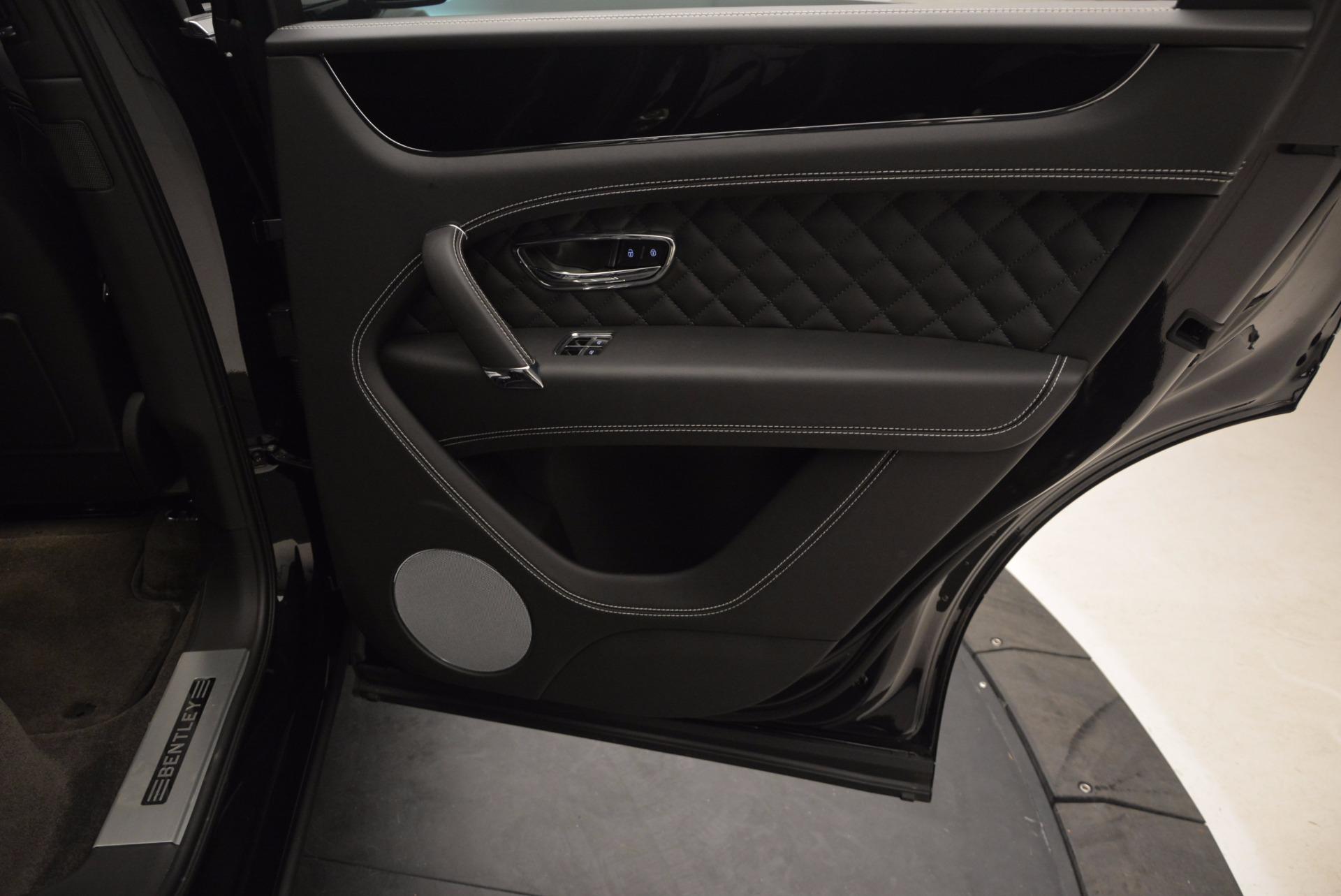 New 2017 Bentley Bentayga  For Sale In Westport, CT 941_p32