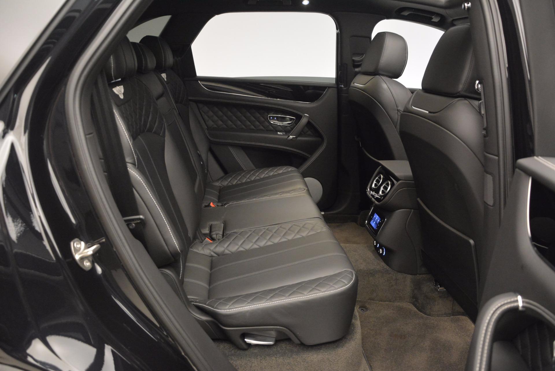 New 2017 Bentley Bentayga  For Sale In Westport, CT 941_p34