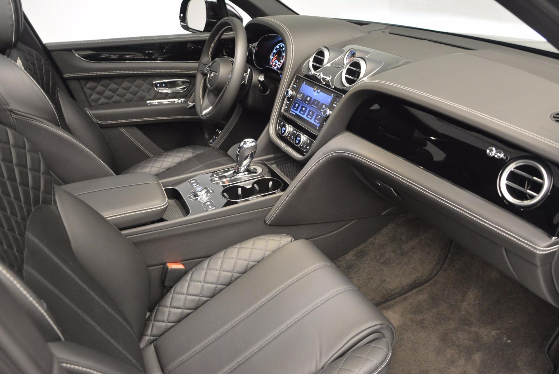 New 2017 Bentley Bentayga  For Sale In Westport, CT 941_p39