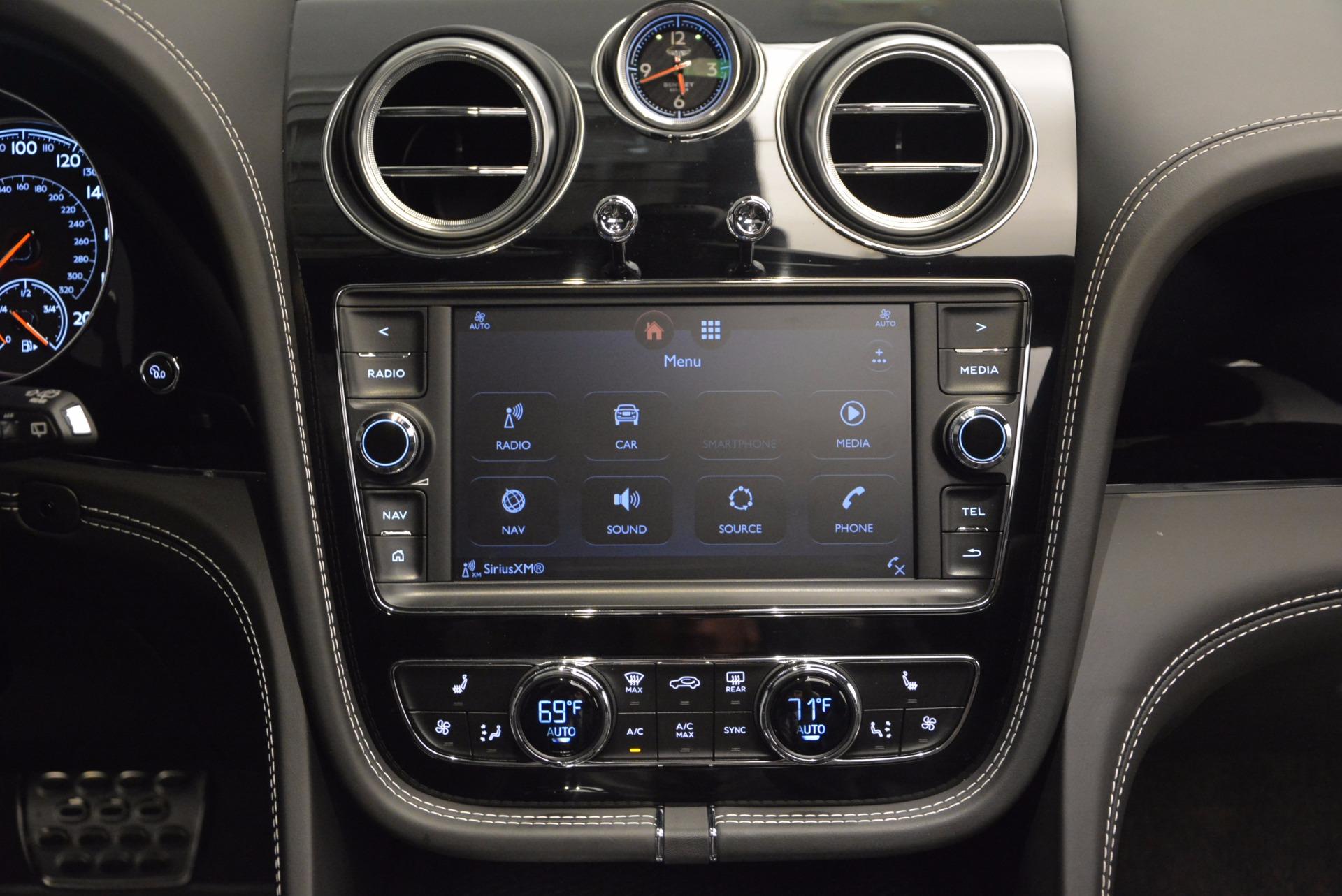New 2017 Bentley Bentayga  For Sale In Westport, CT 941_p42
