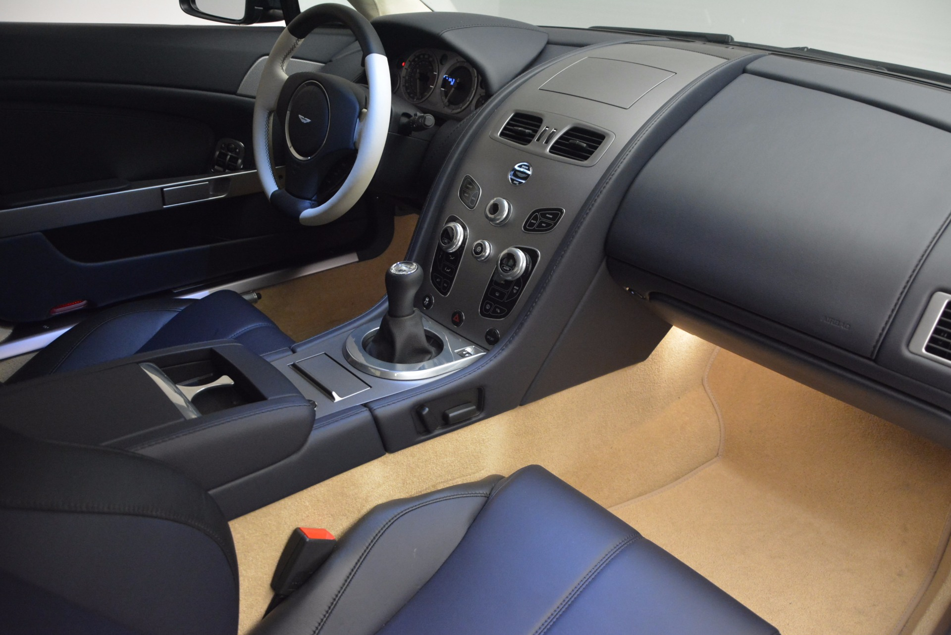 Used 2016 Aston Martin V8 Vantage  For Sale In Westport, CT 942_p19