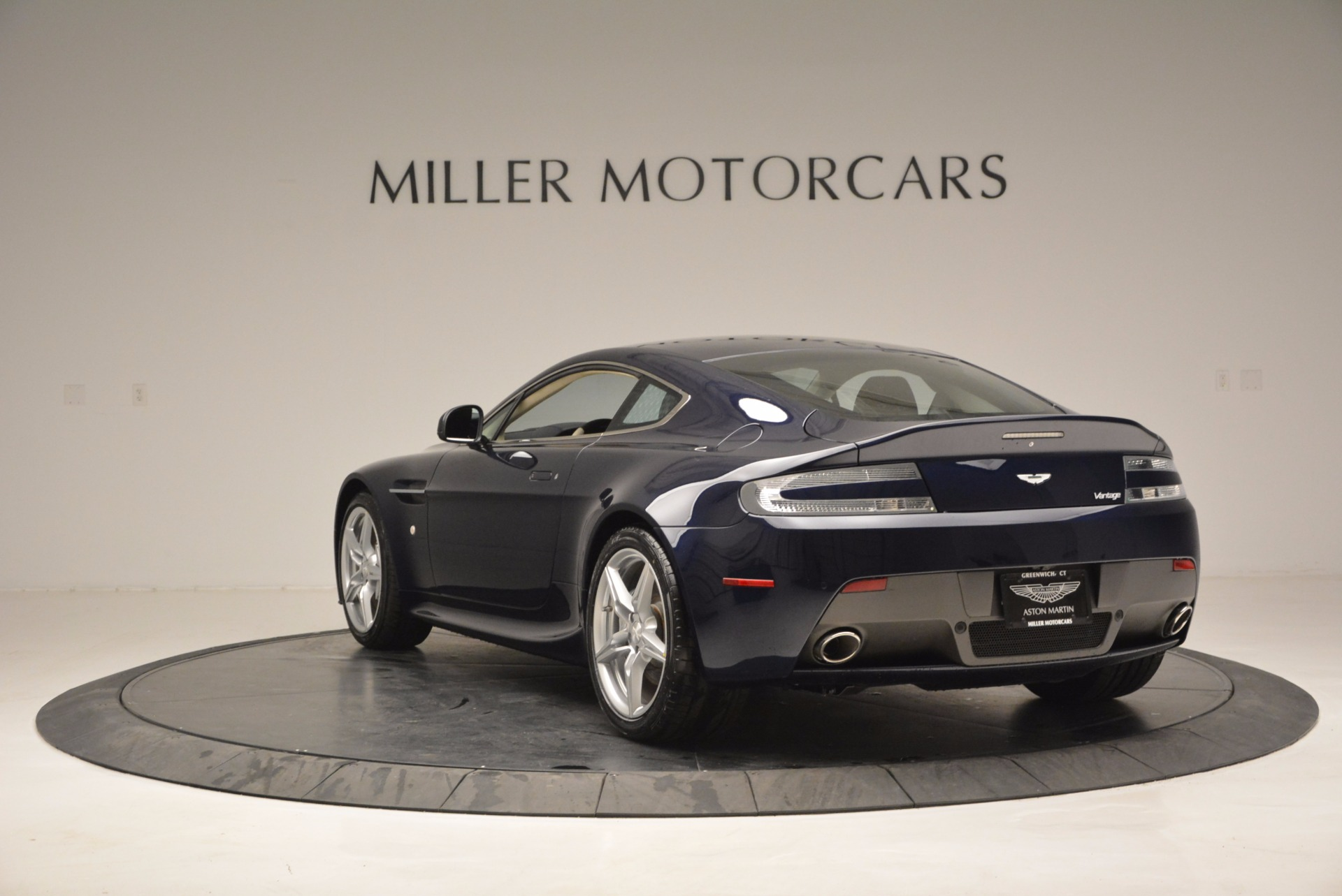 Used 2016 Aston Martin V8 Vantage  For Sale In Westport, CT 942_p5