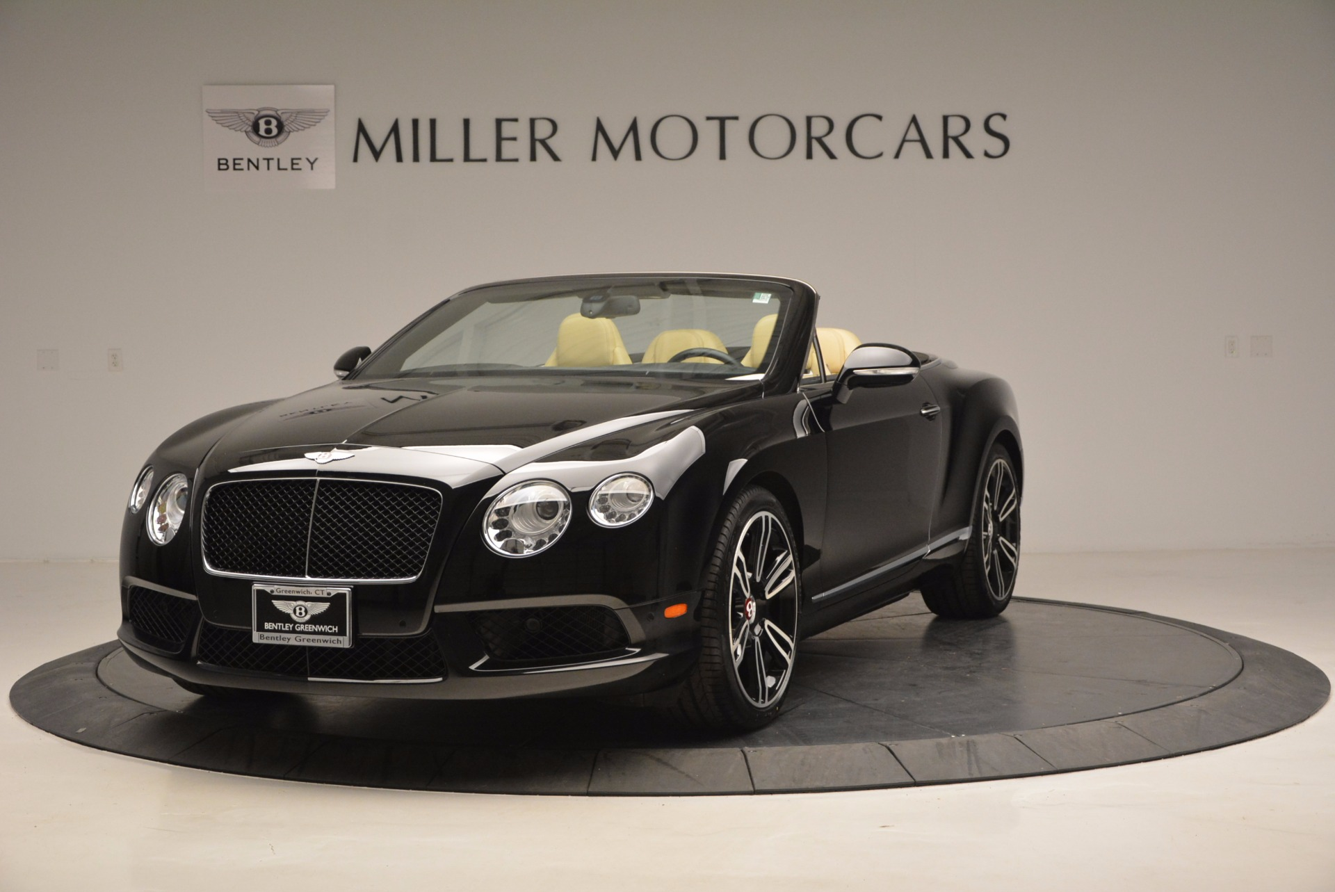 Used 2013 Bentley Continental GT V8 For Sale In Westport, CT 945_main