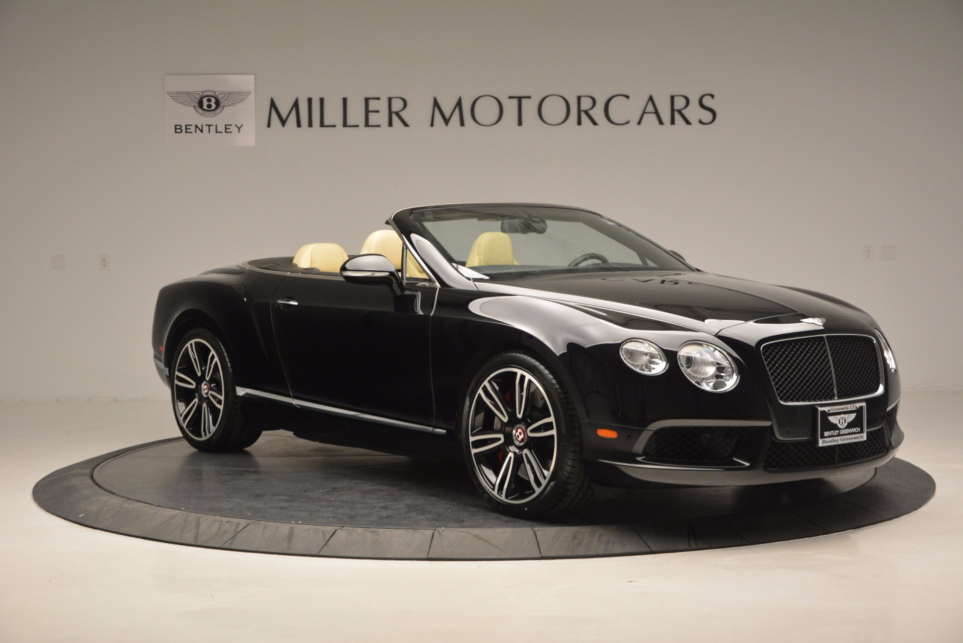 Used 2013 Bentley Continental GT V8 For Sale In Westport, CT 945_p12