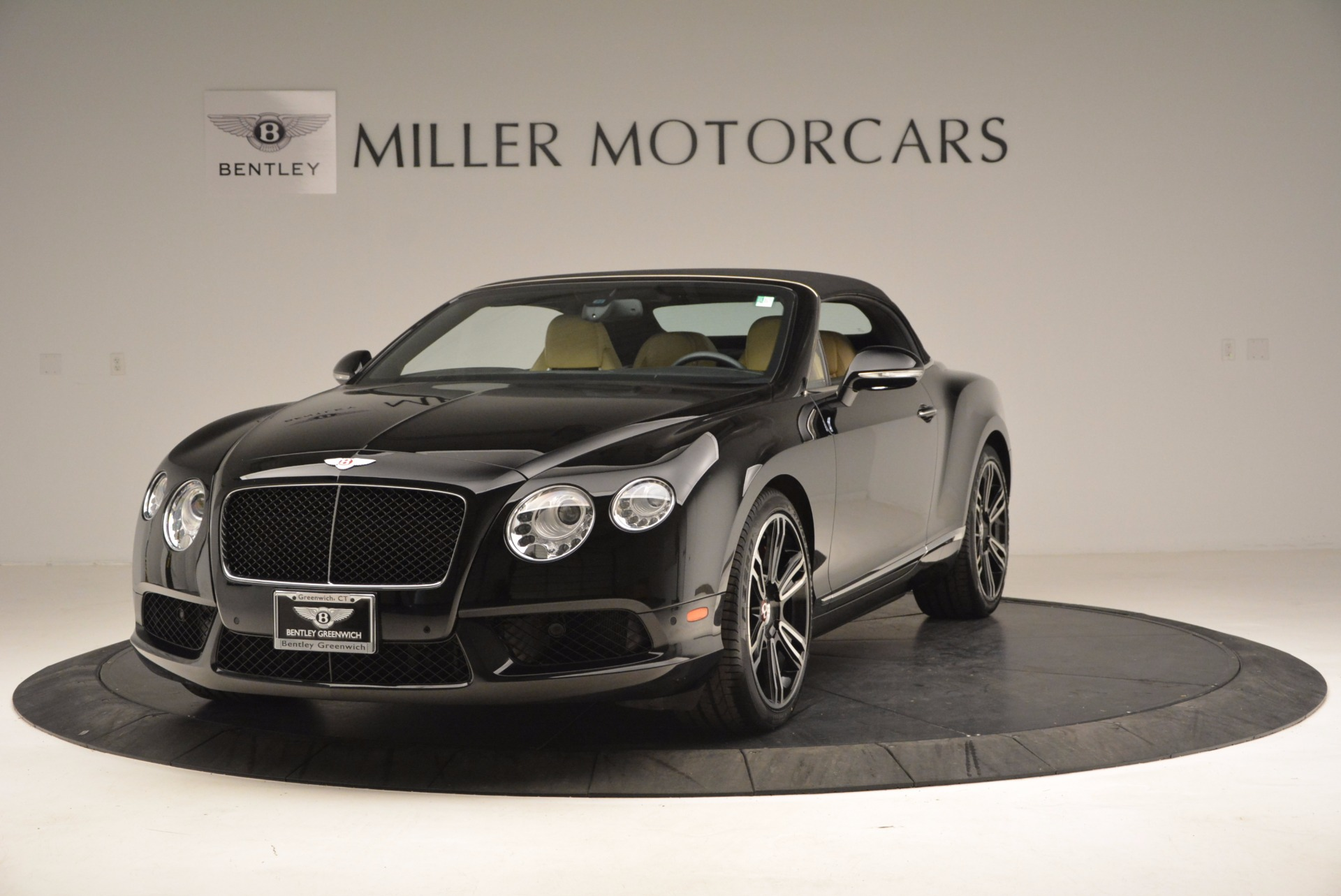 Used 2013 Bentley Continental GT V8 For Sale In Westport, CT 945_p14