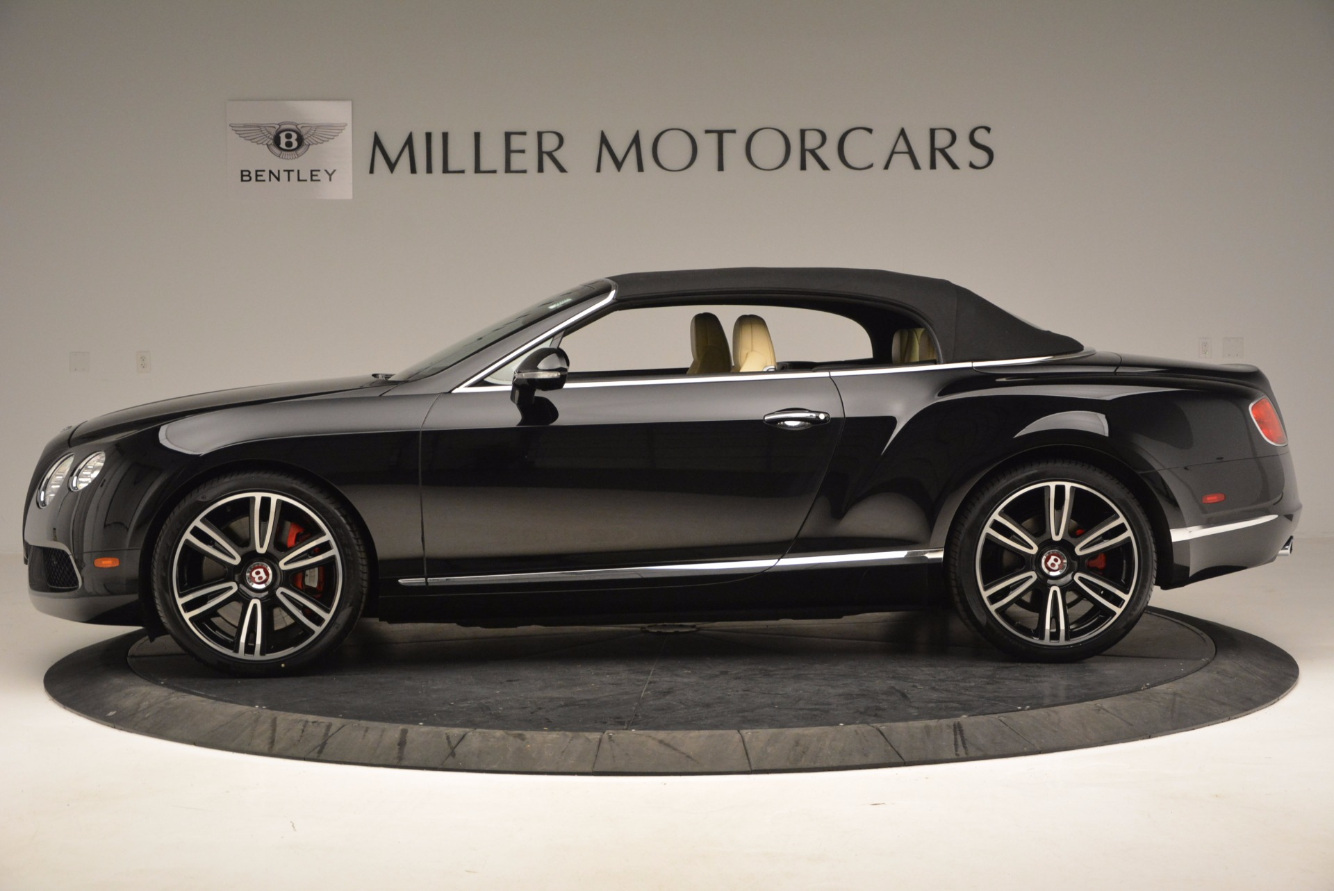 Used 2013 Bentley Continental GT V8 For Sale In Westport, CT 945_p16