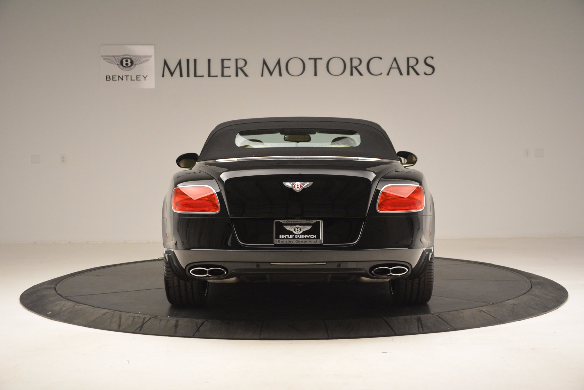 Used 2013 Bentley Continental GT V8 For Sale In Westport, CT 945_p19