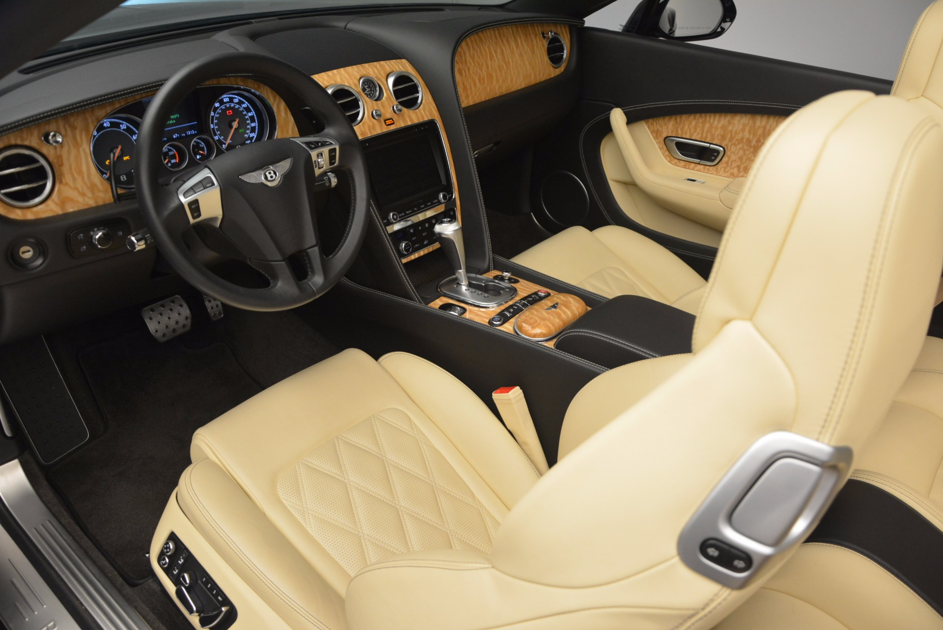 Used 2013 Bentley Continental GT V8 For Sale In Westport, CT 945_p37