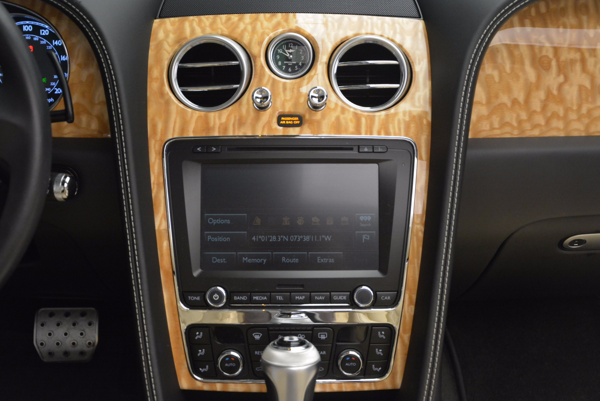 Used 2013 Bentley Continental GT V8 For Sale In Westport, CT 945_p52