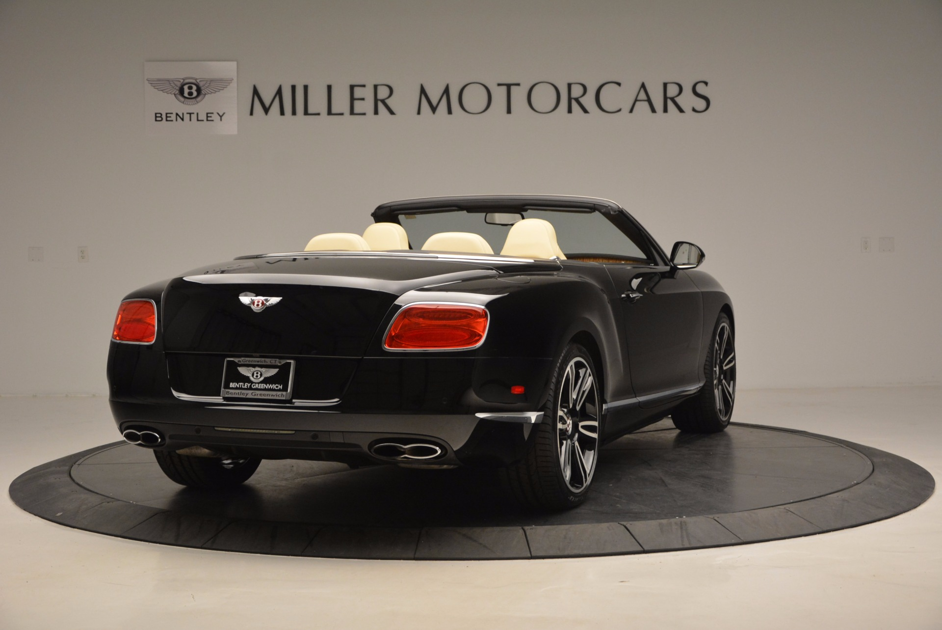 Used 2013 Bentley Continental GT V8 For Sale In Westport, CT 945_p8