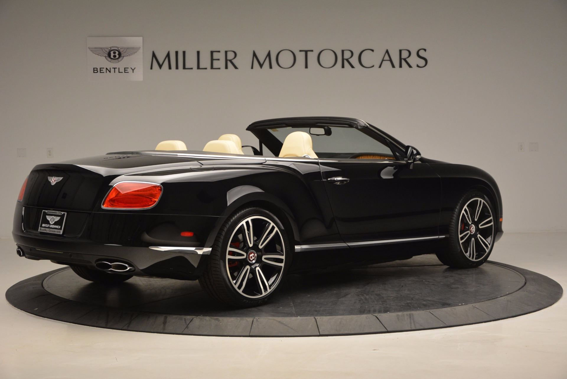 Used 2013 Bentley Continental GT V8 For Sale In Westport, CT 945_p9