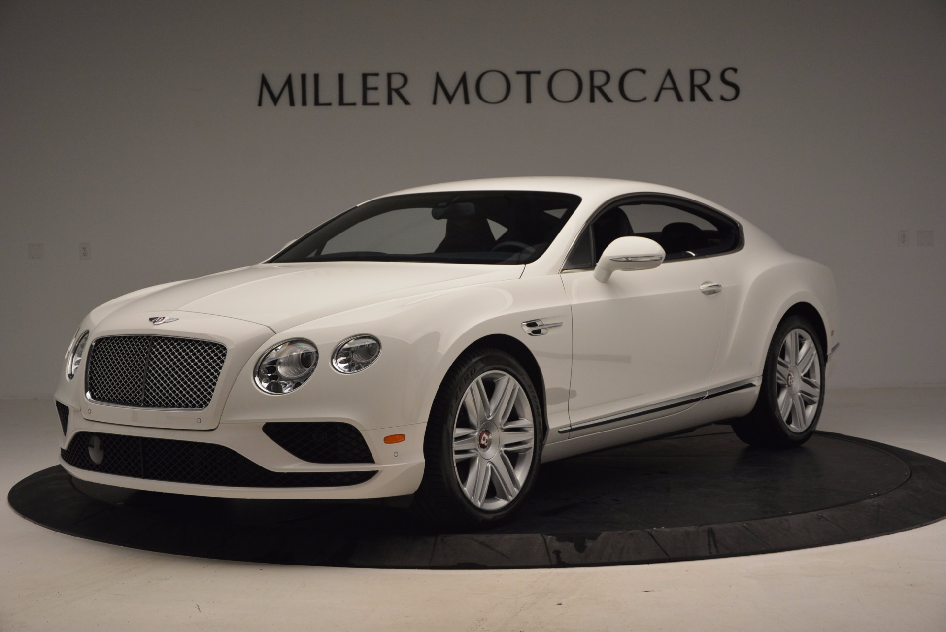 Used 2016 Bentley Continental GT V8 For Sale In Westport, CT 946_p2