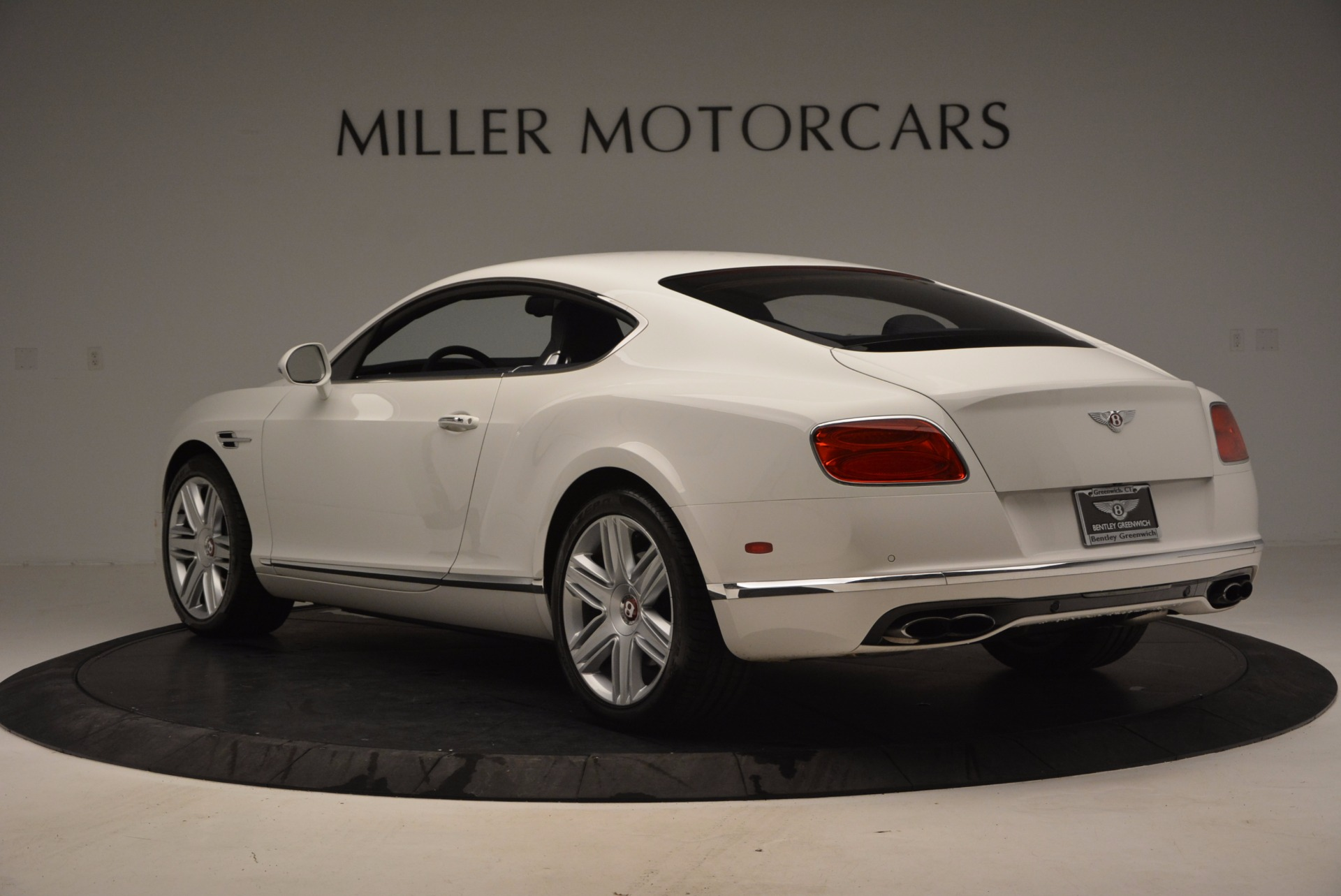 Used 2016 Bentley Continental GT V8 For Sale In Westport, CT 946_p4