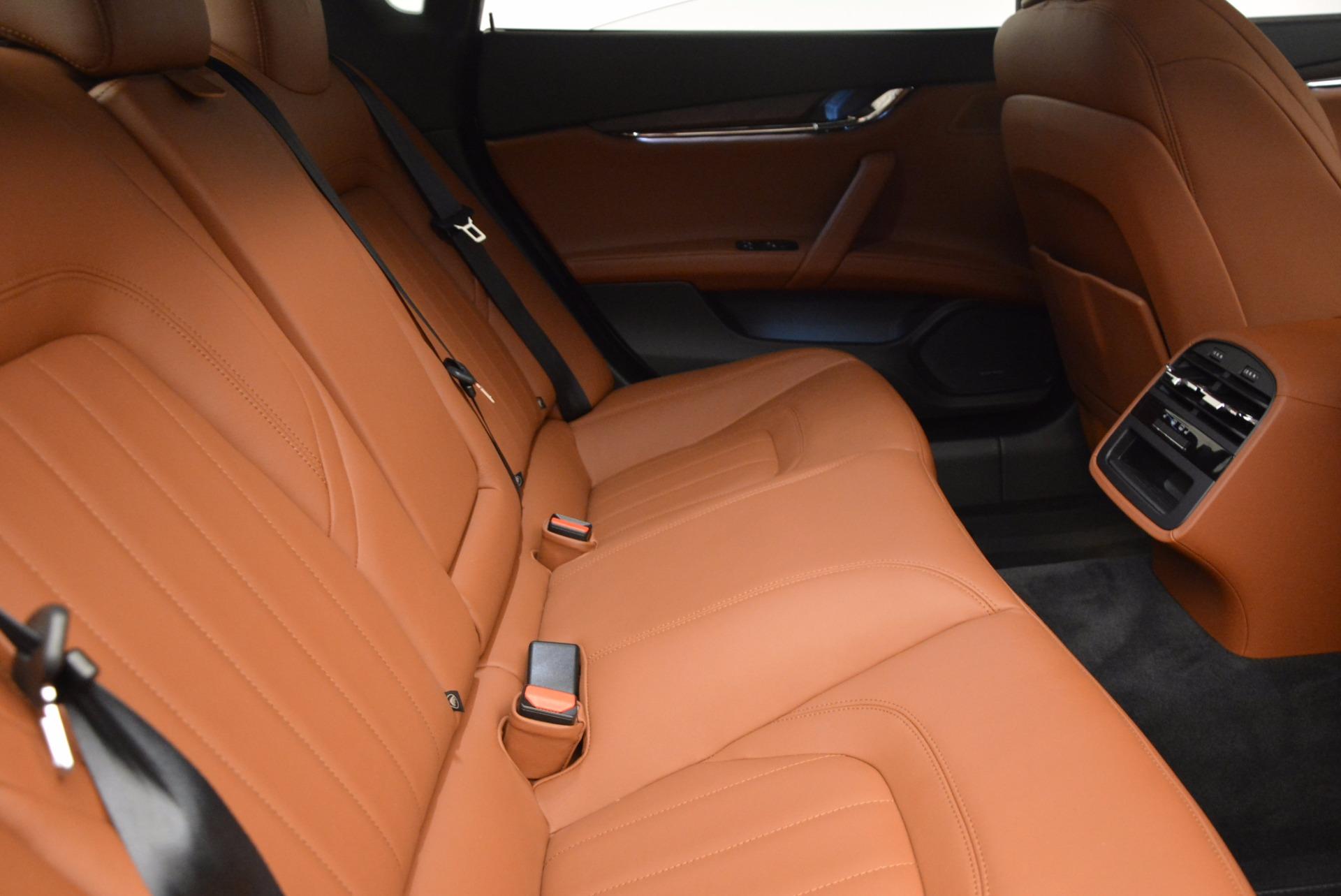 New 2017 Maserati Quattroporte SQ4 For Sale In Westport, CT 947_p24