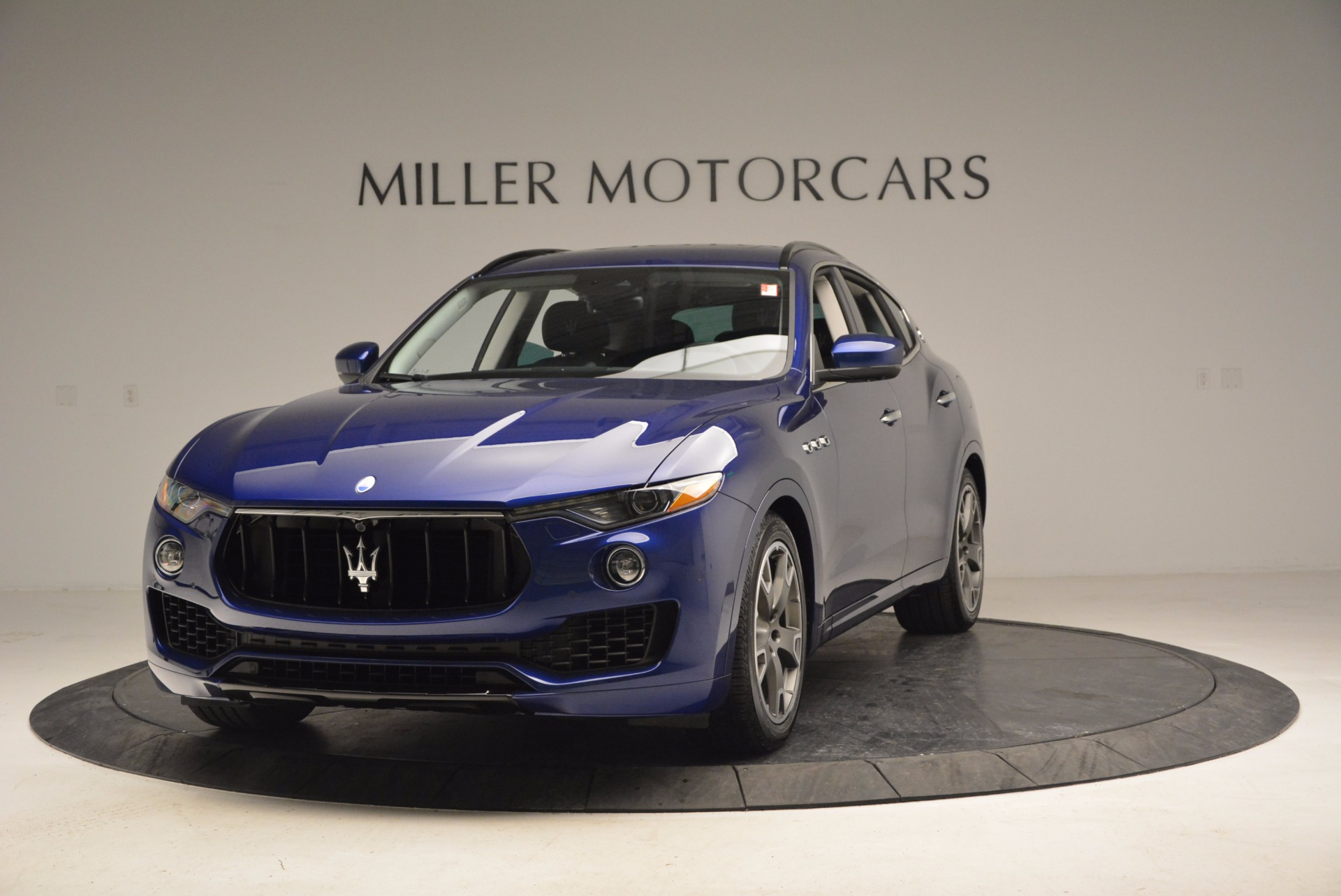 New 2017 Maserati Levante S For Sale In Westport, CT 949_main