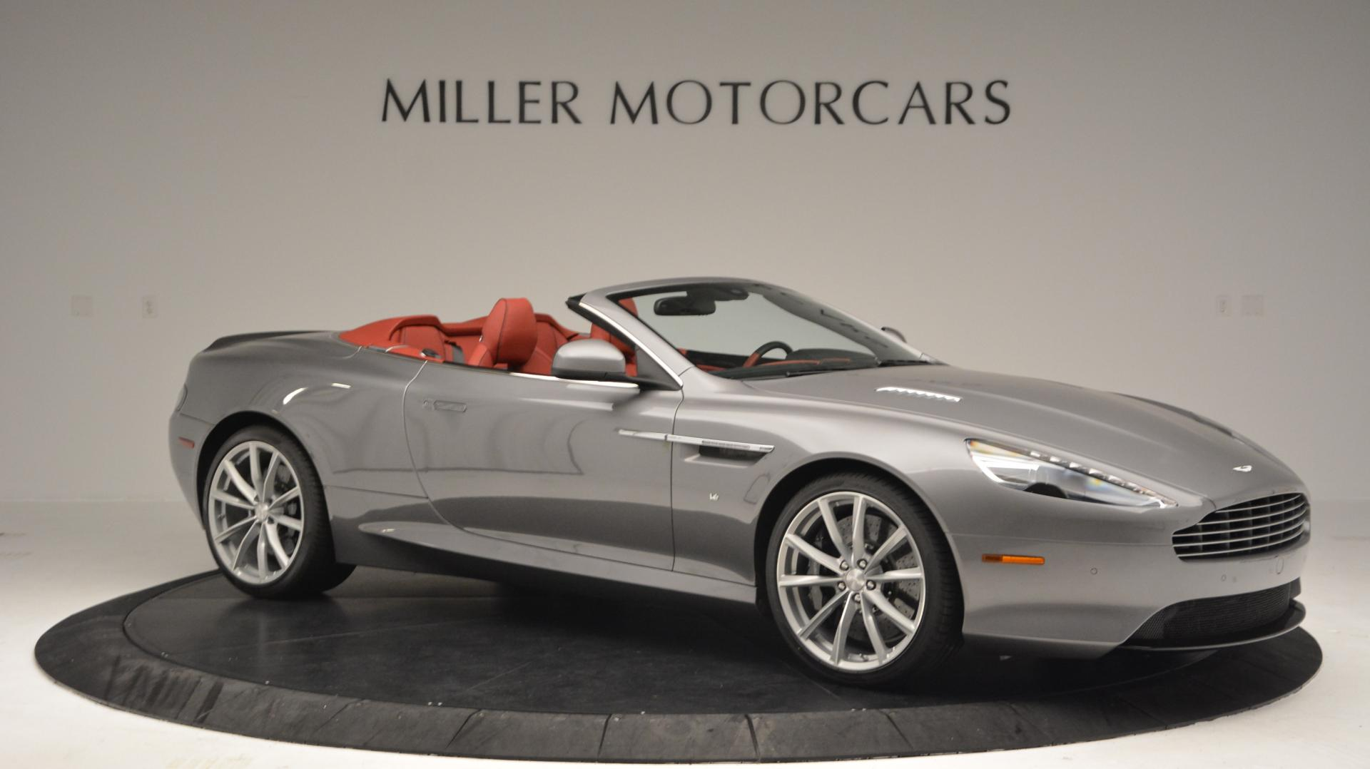 New 2016 Aston Martin DB9 GT Volante For Sale In Westport, CT 95_p10