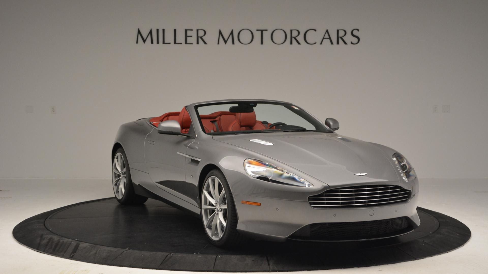 New 2016 Aston Martin DB9 GT Volante For Sale In Westport, CT 95_p11