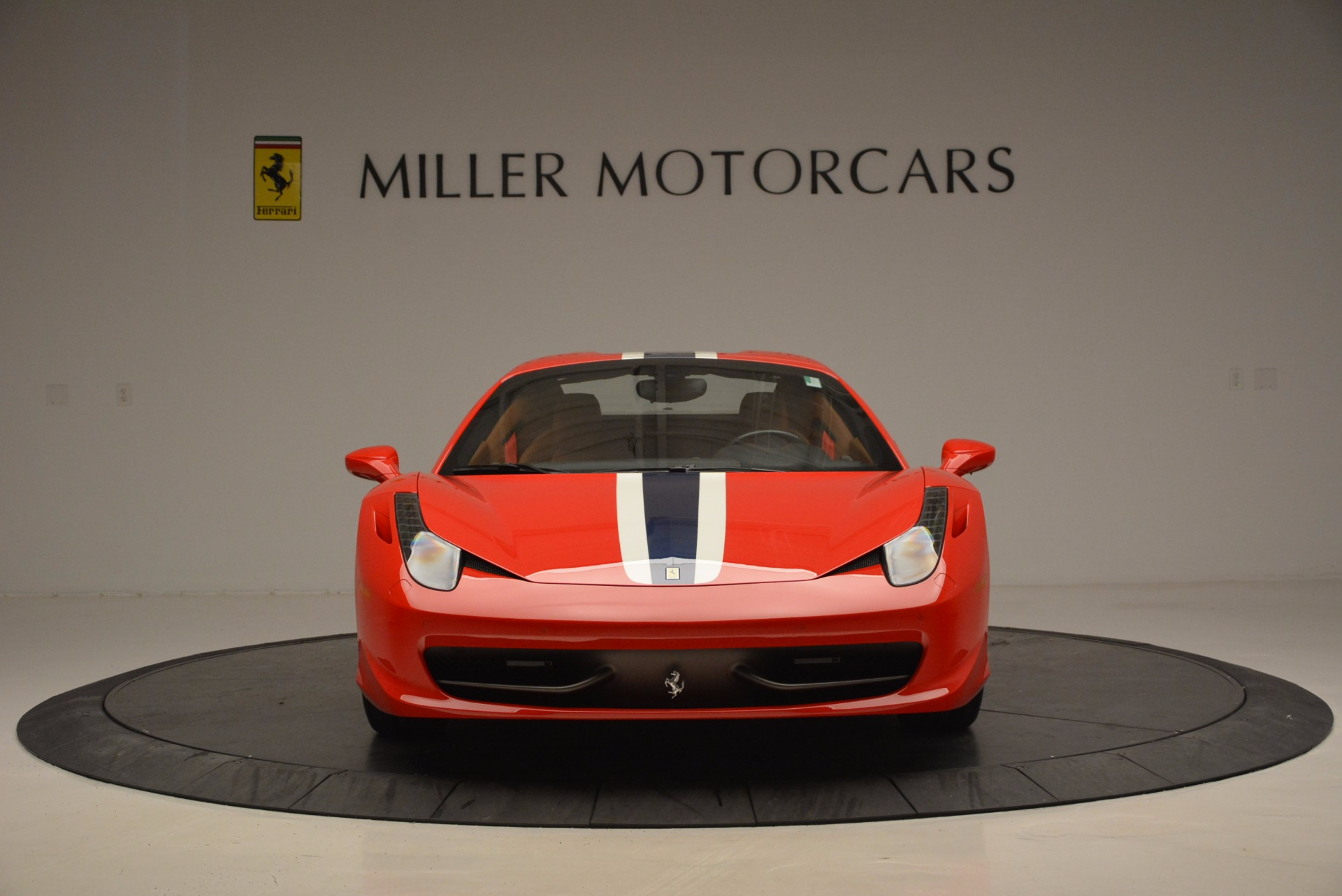Used 2014 Ferrari 458 Spider  For Sale In Westport, CT 952_p24