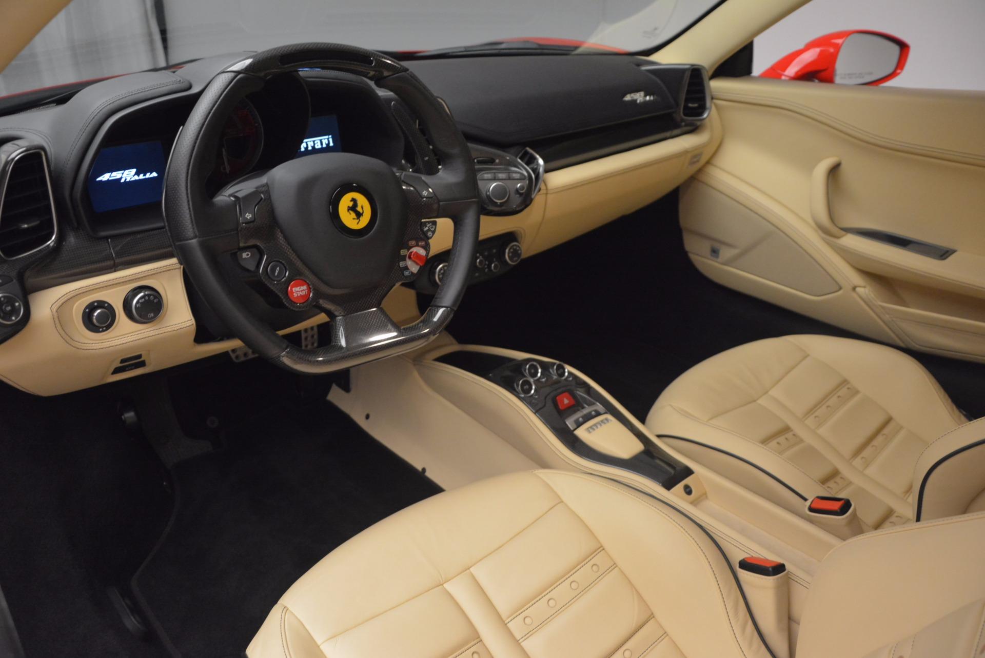 Used 2011 Ferrari 458 Italia  For Sale In Westport, CT 953_p13