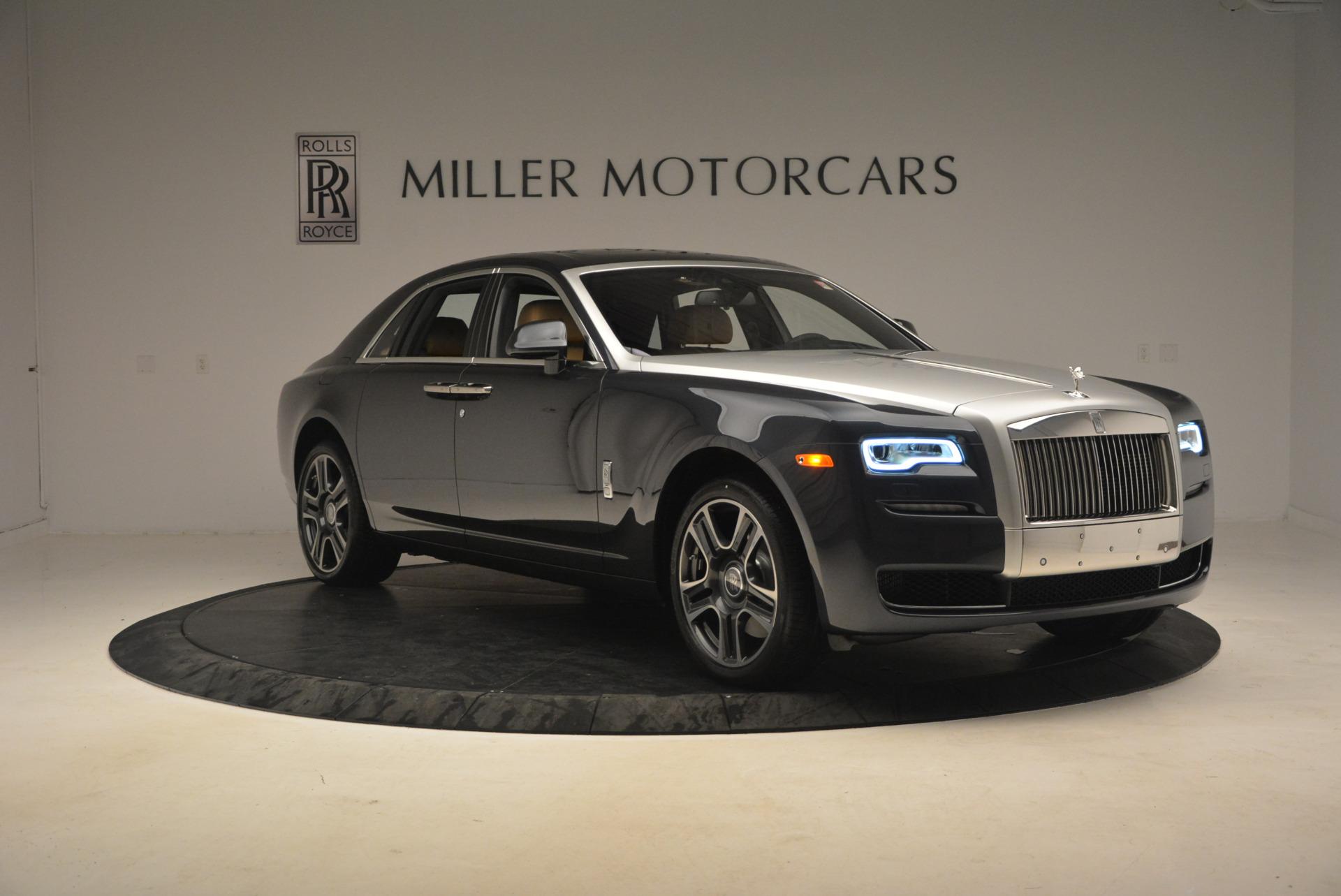 Used 2017 Rolls-Royce Ghost  For Sale In Westport, CT 954_p11