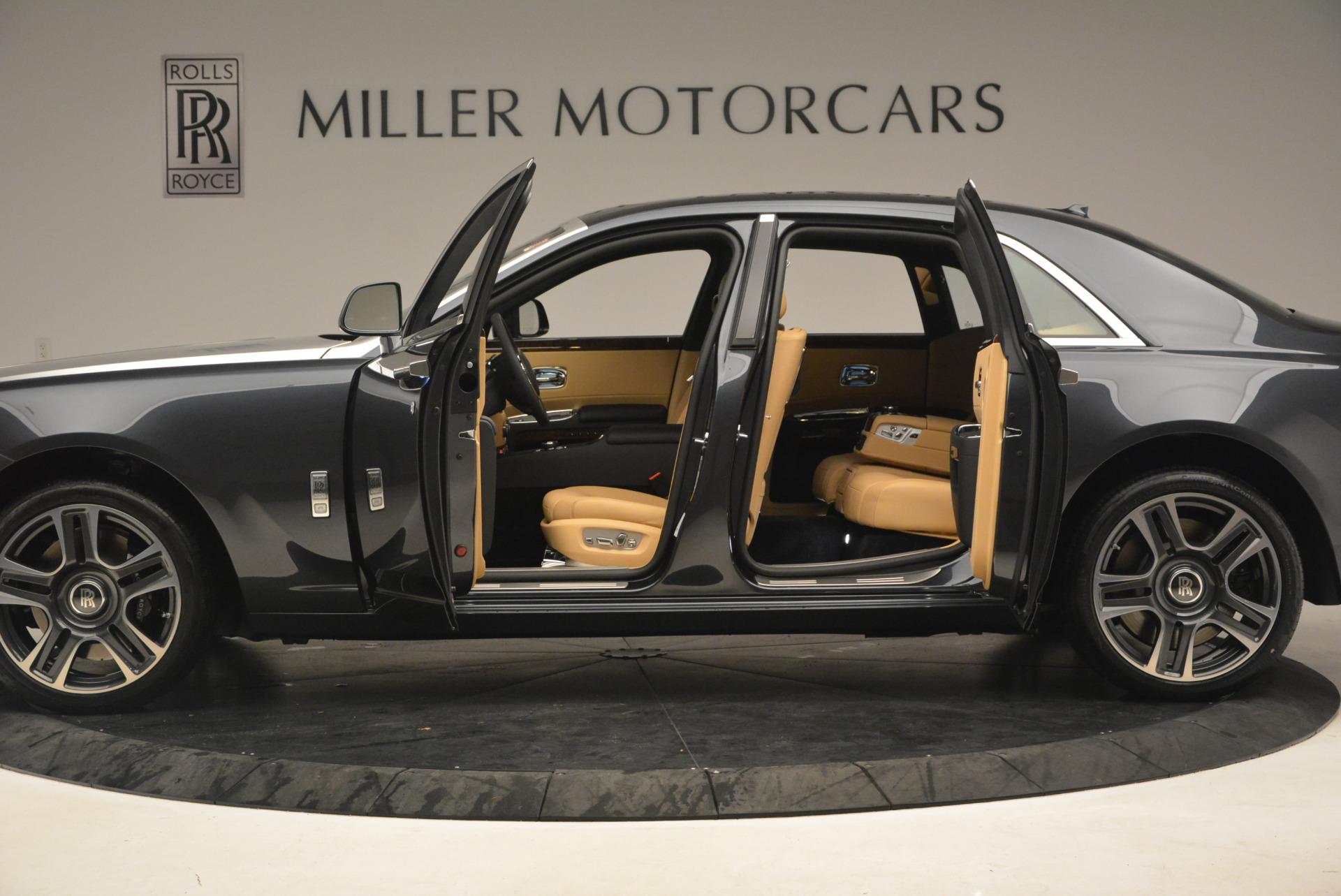 Used 2017 Rolls-Royce Ghost  For Sale In Westport, CT 954_p14