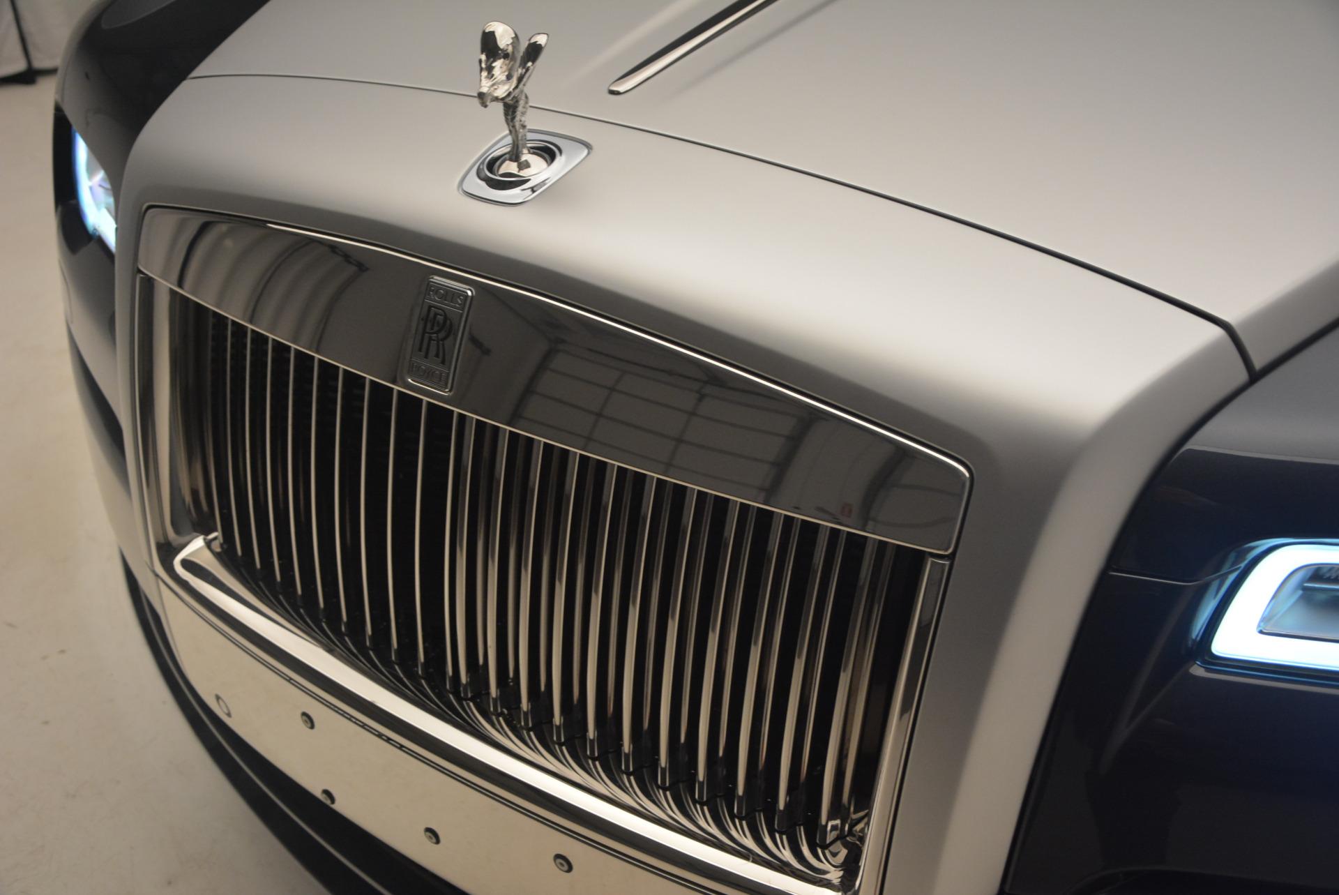 Used 2017 Rolls-Royce Ghost  For Sale In Westport, CT 954_p16