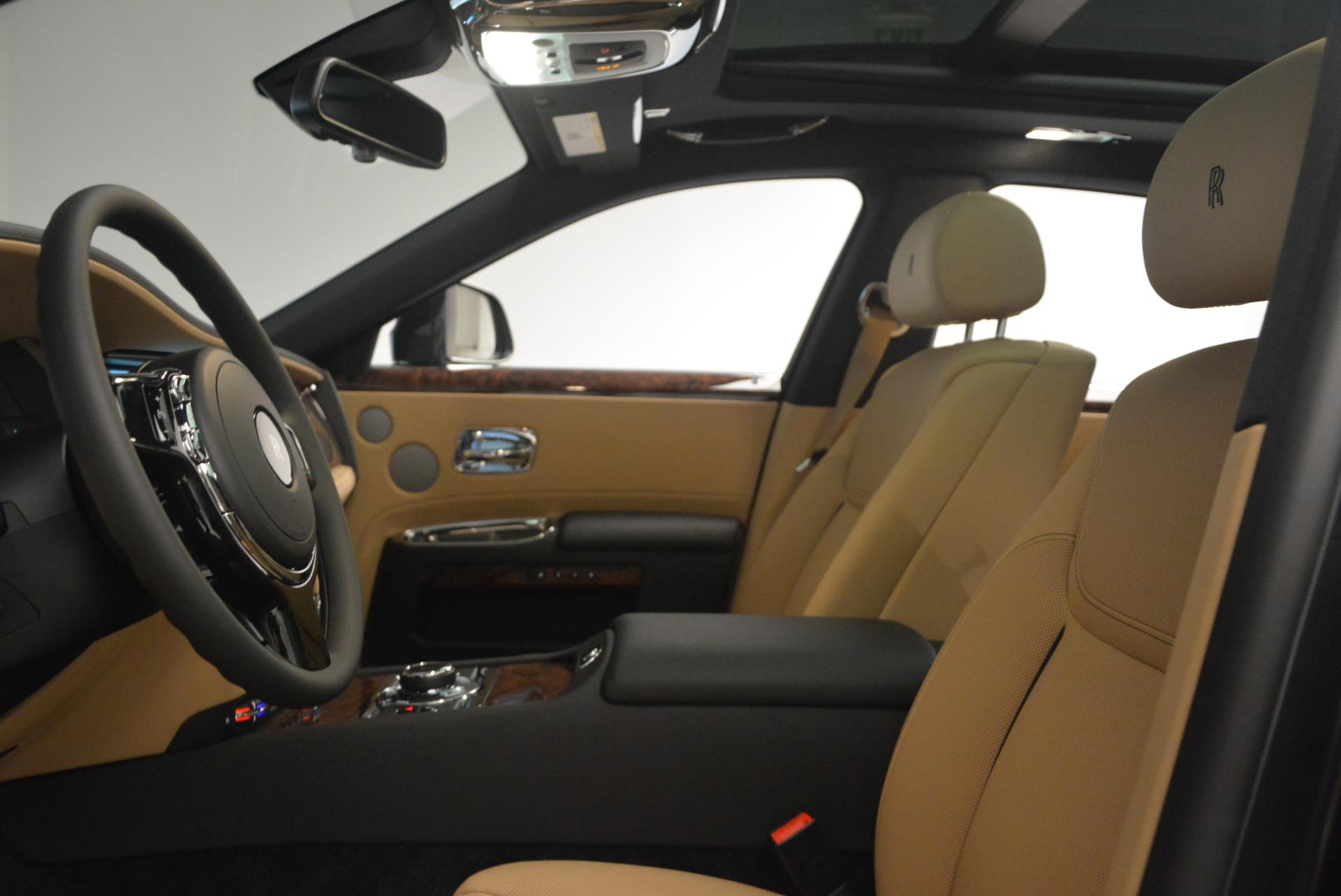 Used 2017 Rolls-Royce Ghost  For Sale In Westport, CT 954_p21