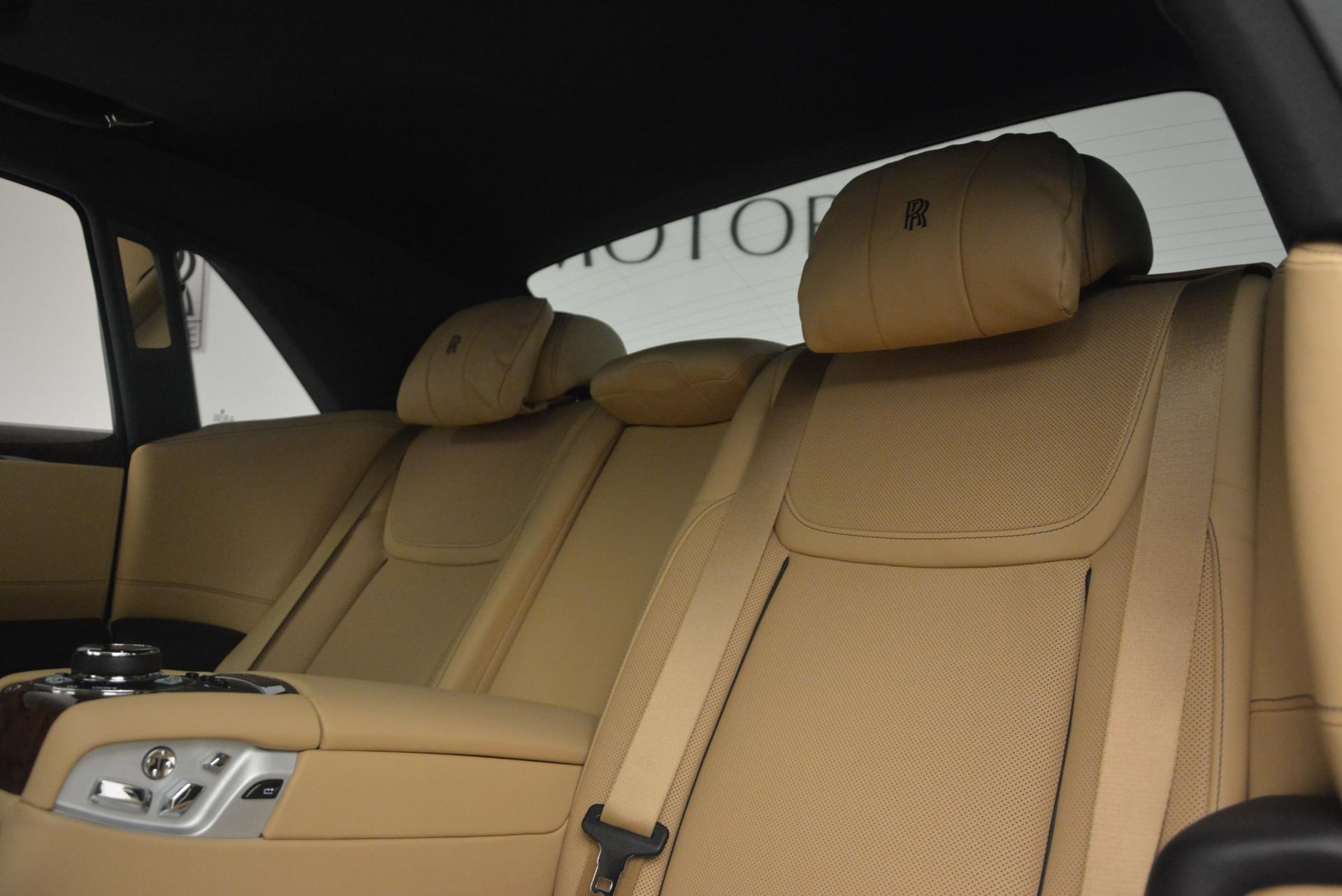 Used 2017 Rolls-Royce Ghost  For Sale In Westport, CT 954_p26