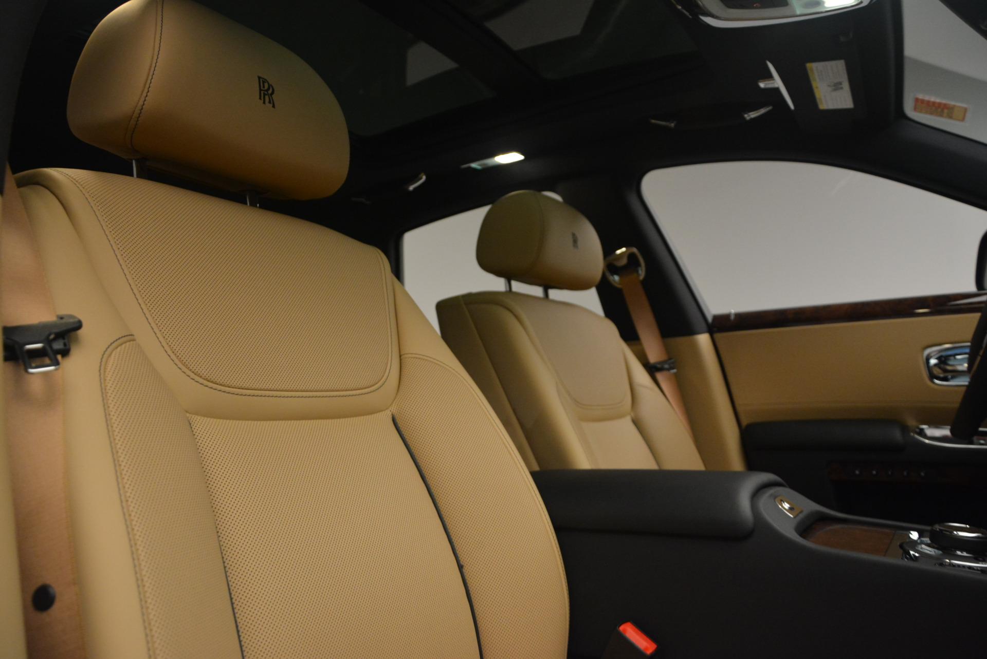 Used 2017 Rolls-Royce Ghost  For Sale In Westport, CT 954_p32