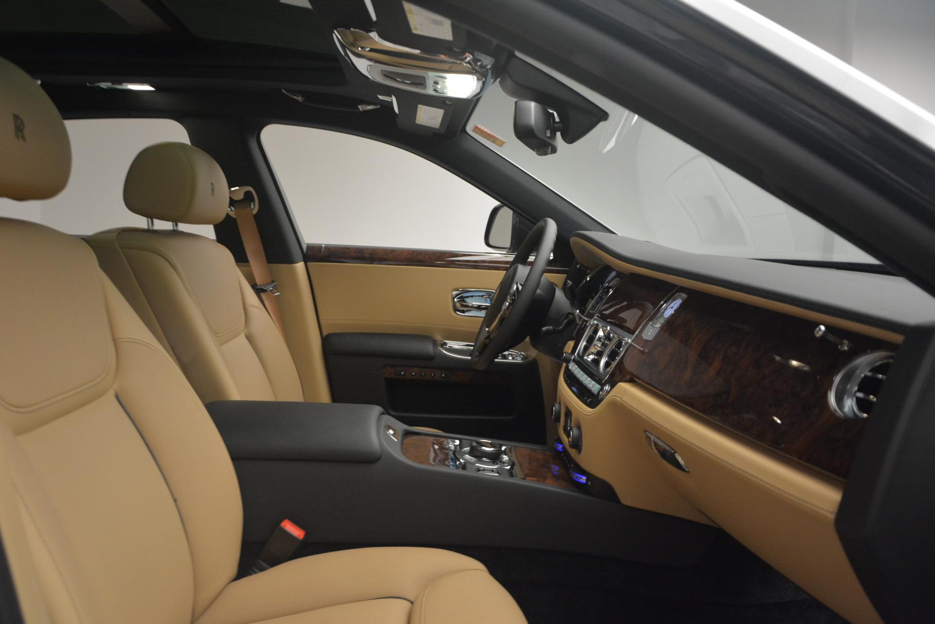 Used 2017 Rolls-Royce Ghost  For Sale In Westport, CT 954_p35