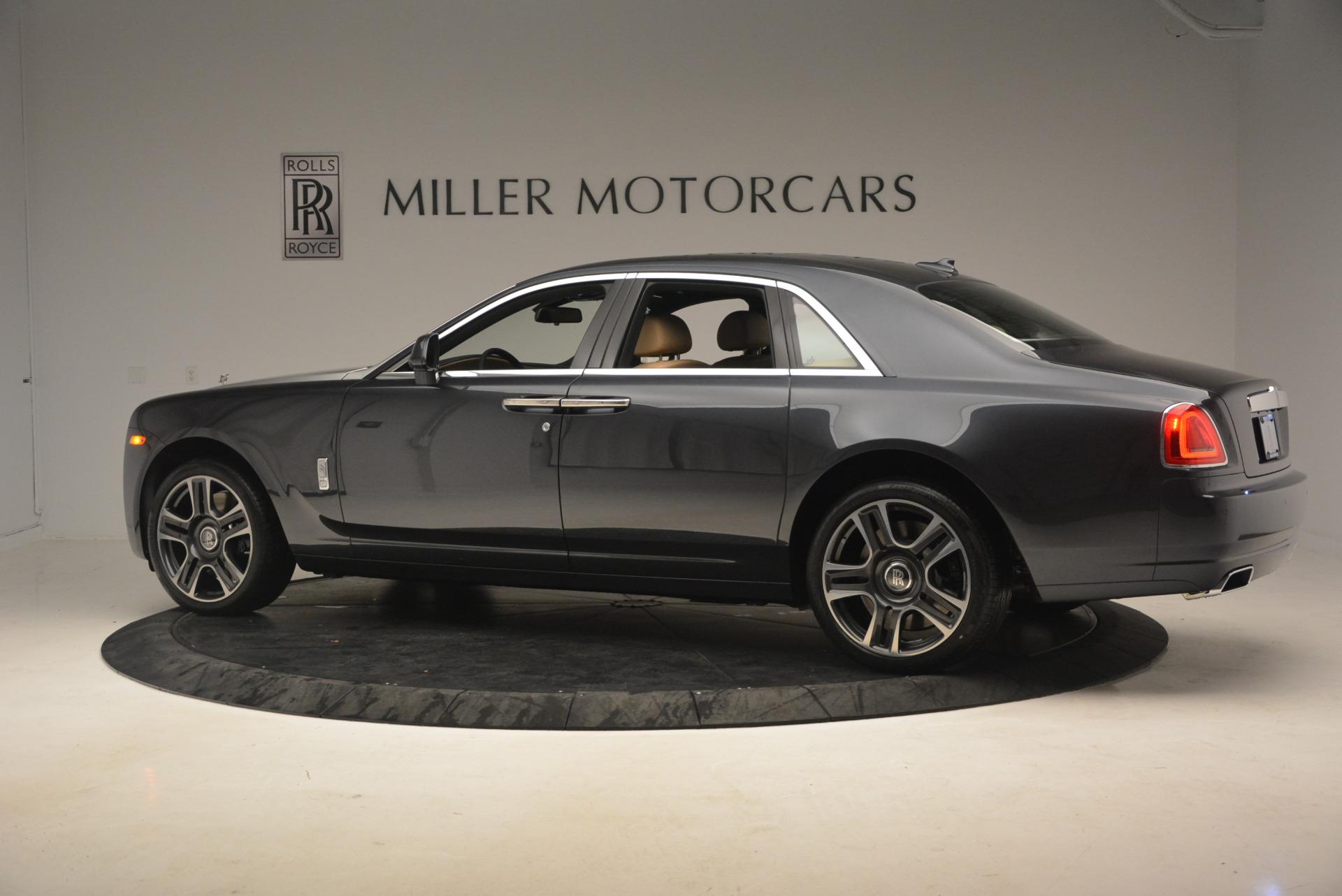 Used 2017 Rolls-Royce Ghost  For Sale In Westport, CT 954_p4