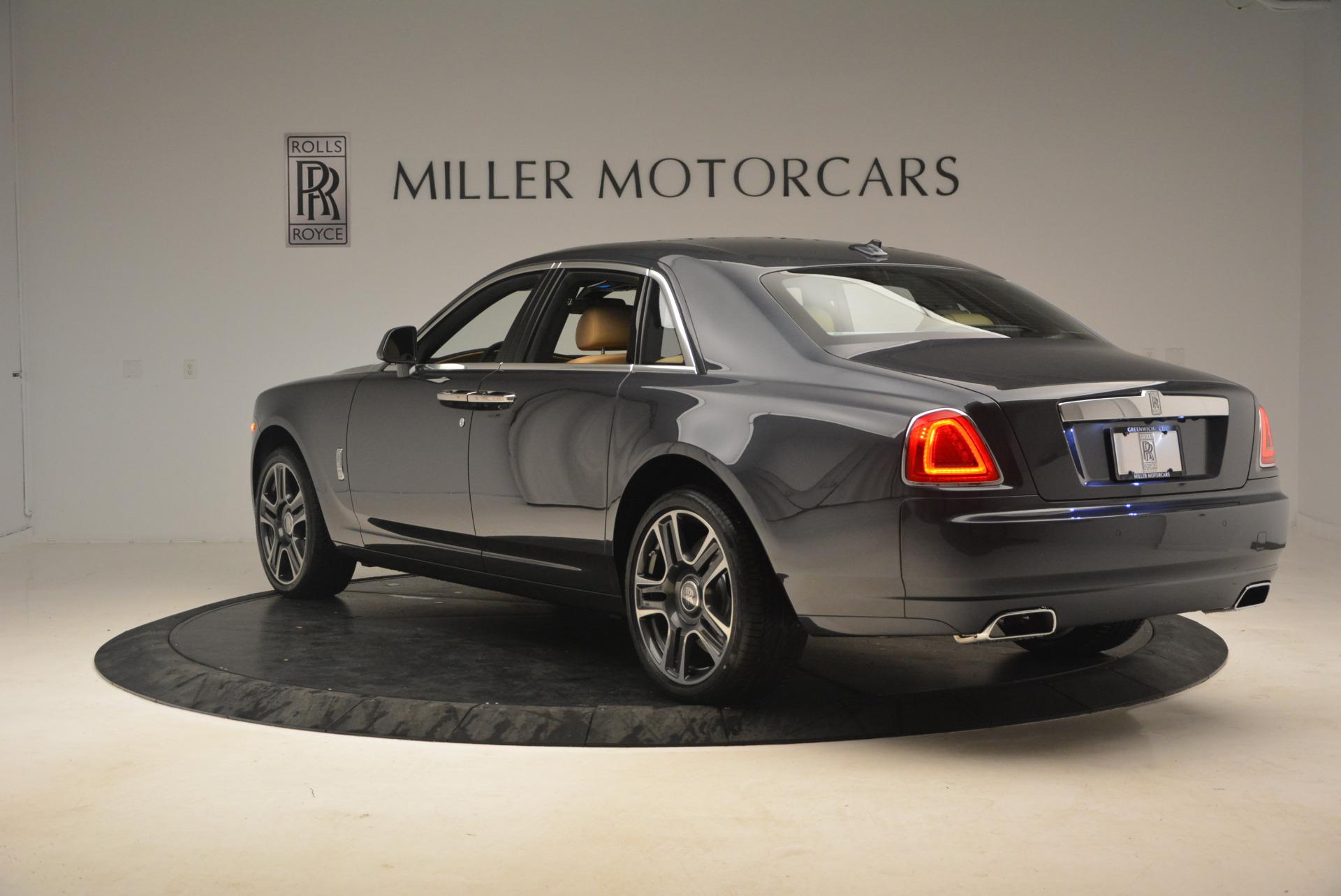 Used 2017 Rolls-Royce Ghost  For Sale In Westport, CT 954_p5