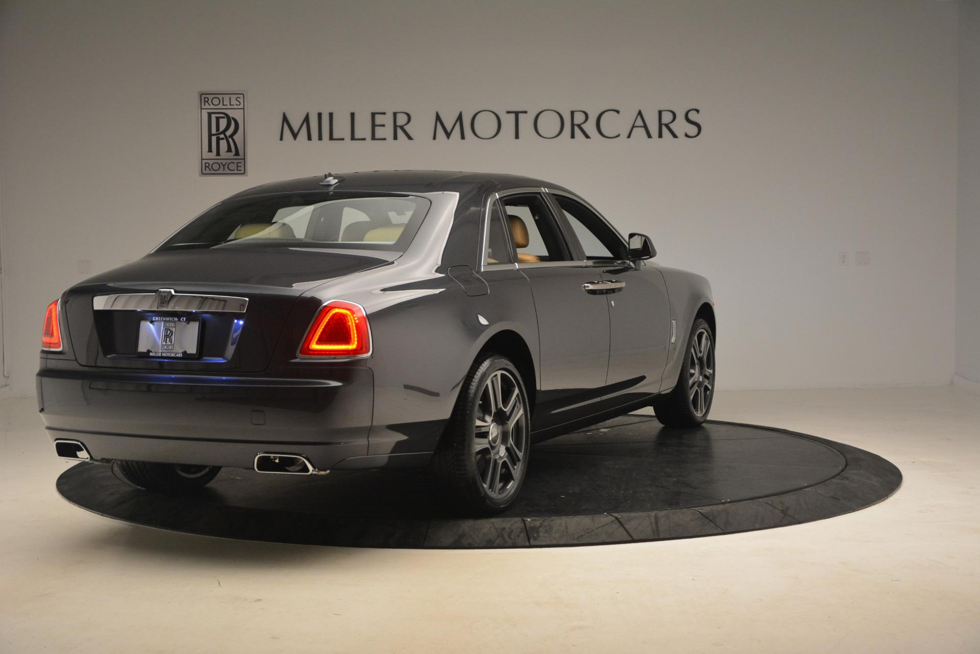 Used 2017 Rolls-Royce Ghost  For Sale In Westport, CT 954_p7
