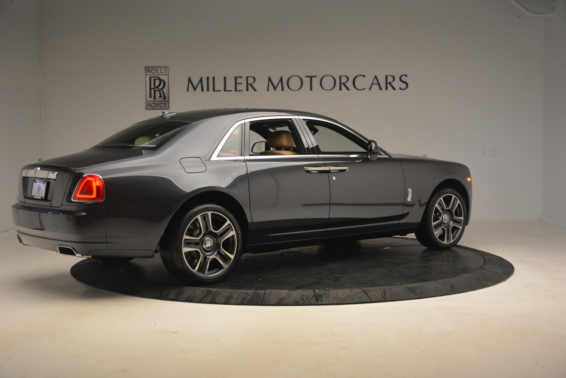 Used 2017 Rolls-Royce Ghost  For Sale In Westport, CT 954_p8