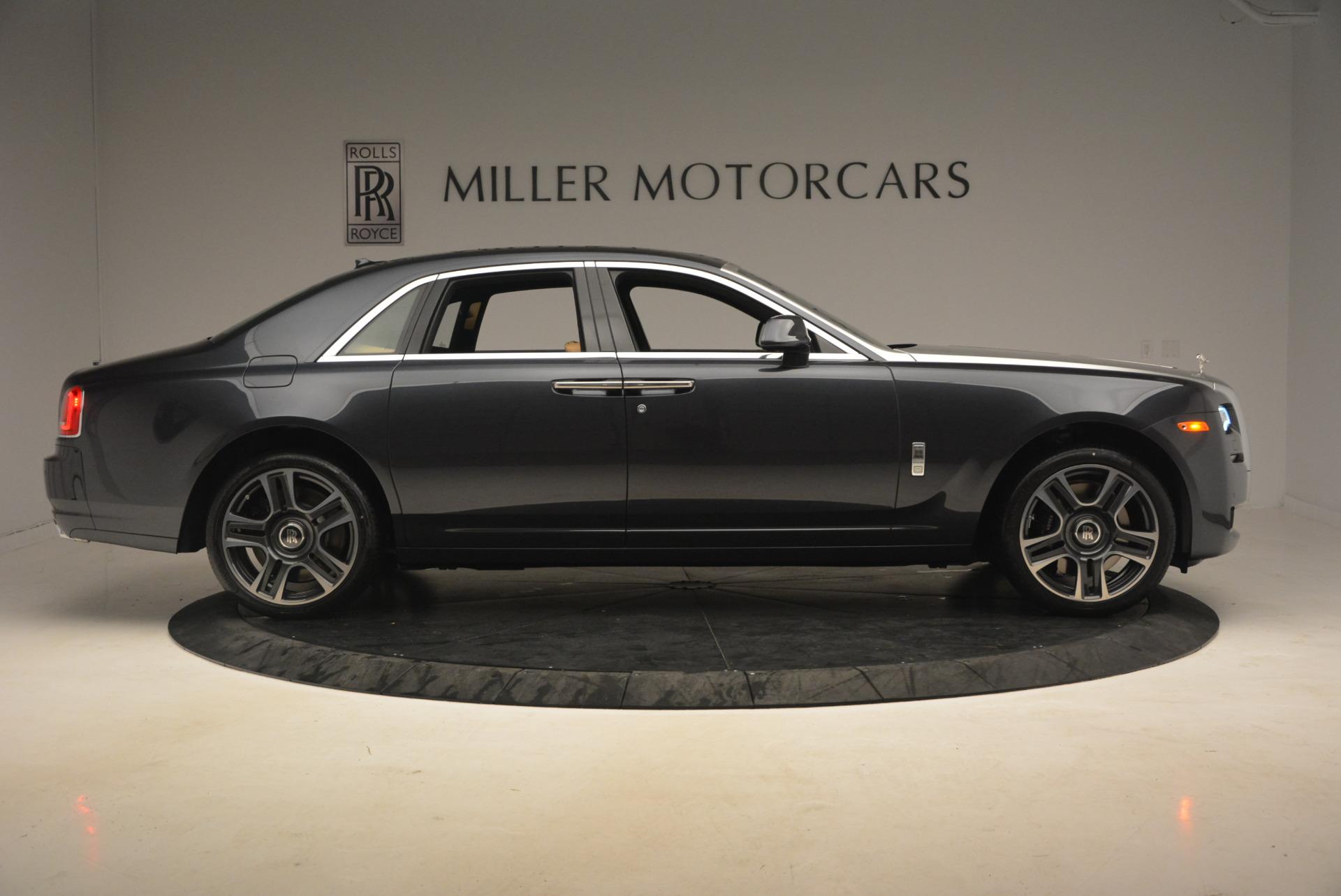 Used 2017 Rolls-Royce Ghost  For Sale In Westport, CT 954_p9